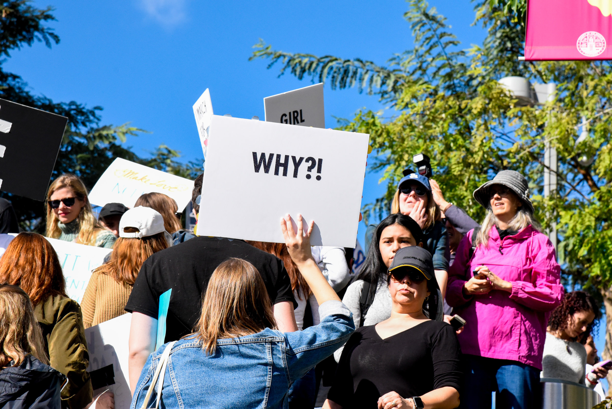 Womens March Feminism Democracy Activism Womens Rights Los Angeles Protest-20.jpg