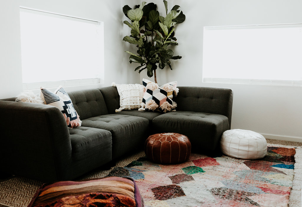 Moroccan Wedding Pillows  1  &  2 c/o Baba Souk |  Cora  Pillow +  Sedona  Pillow c/o  Electric Goods