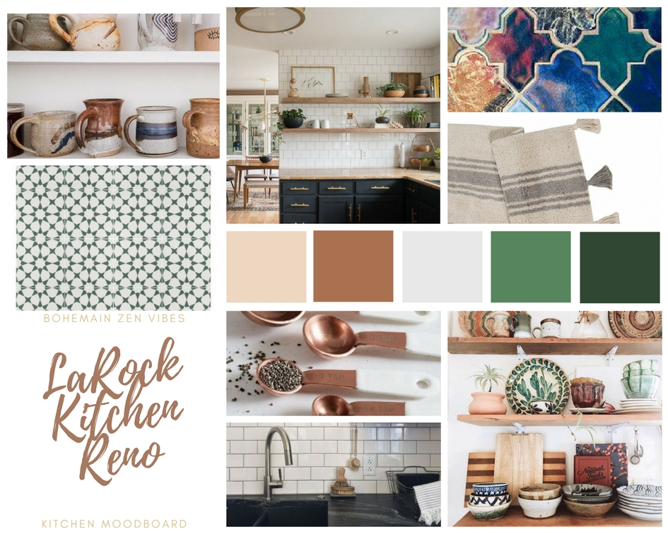 All images via Pinterest (filed under my  kitchen  board)