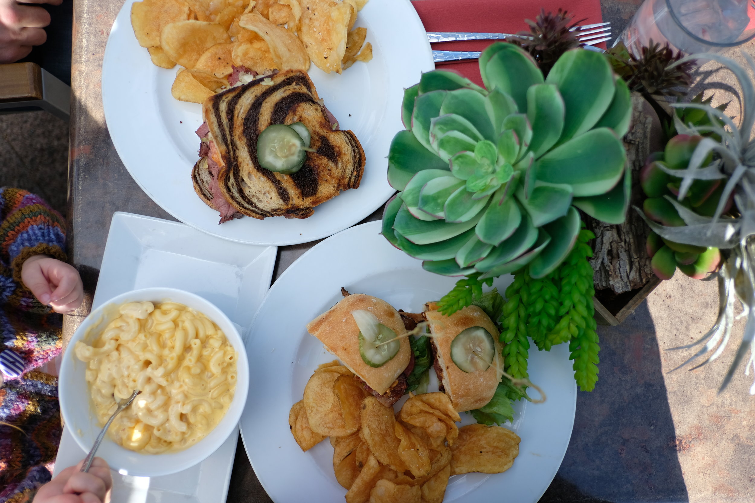 Resturant:Gertrude's