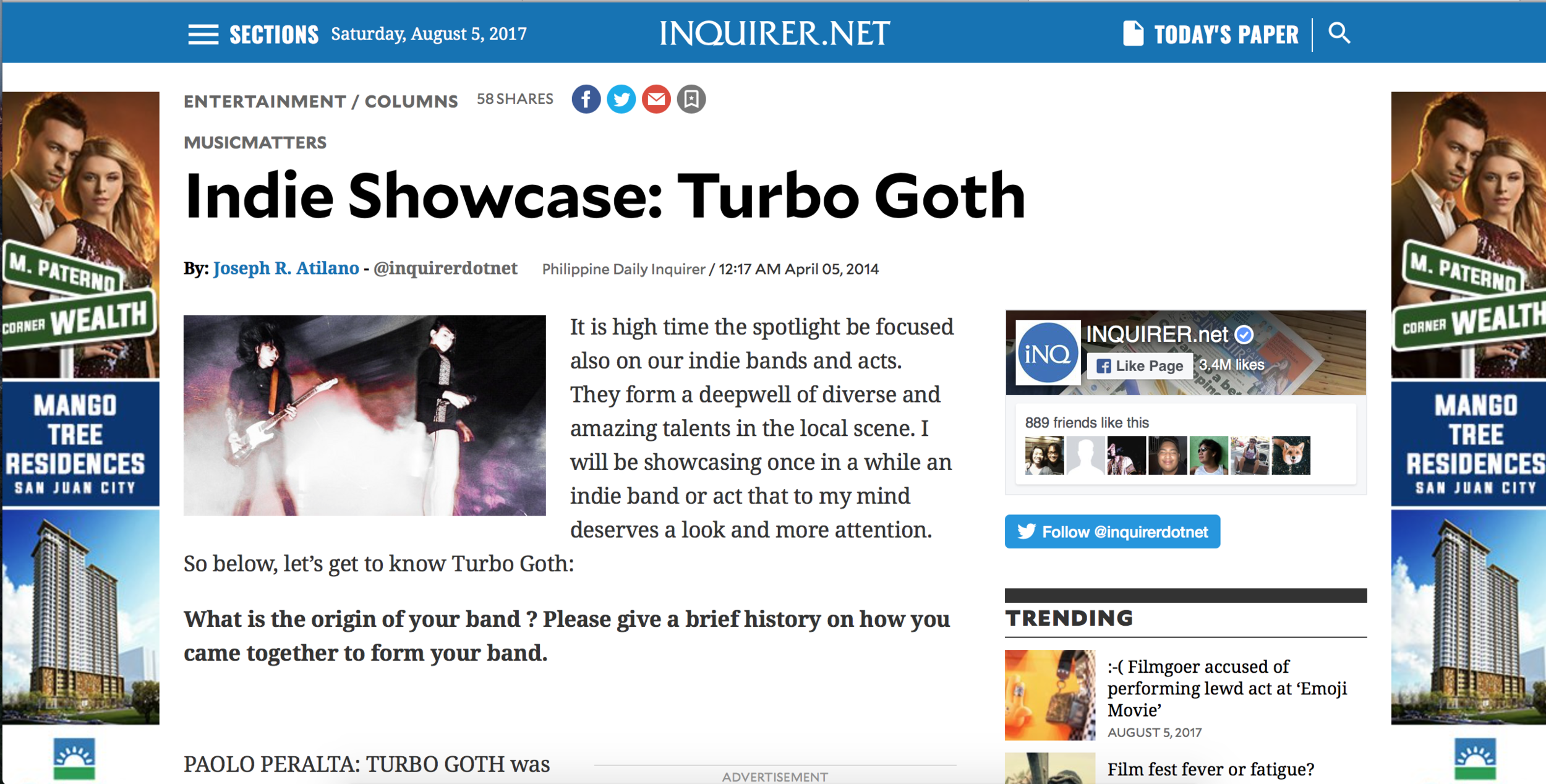 Entertainment.inquirer.net