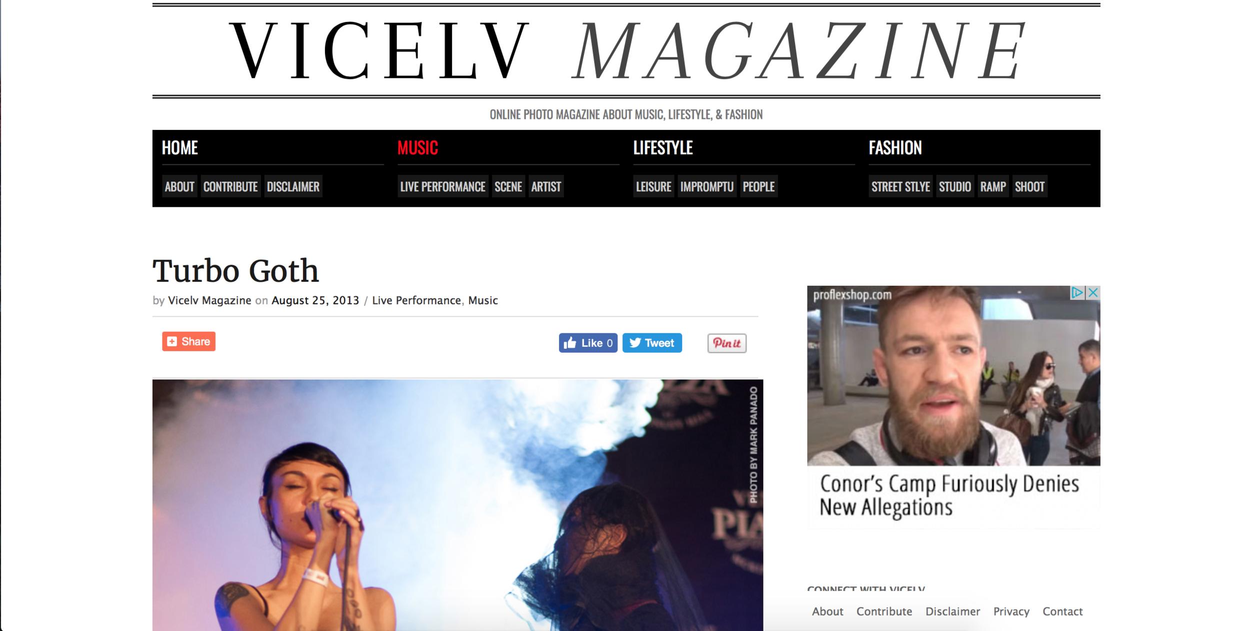 Vicelv Magazine