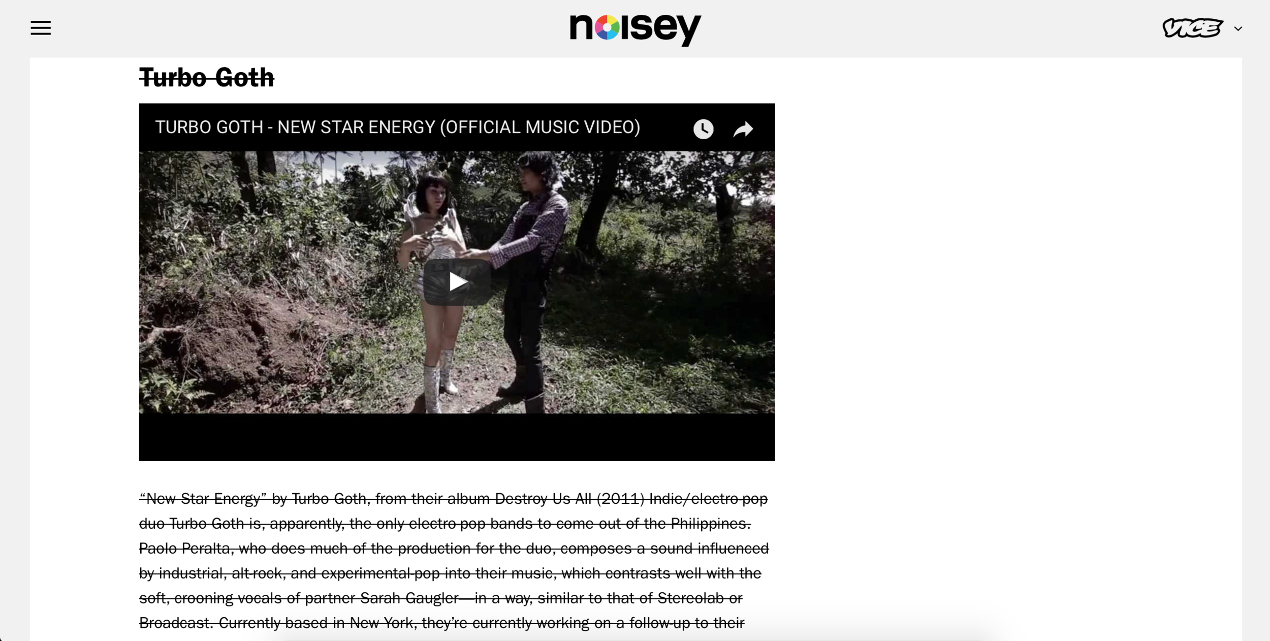 Noisey.vice.com