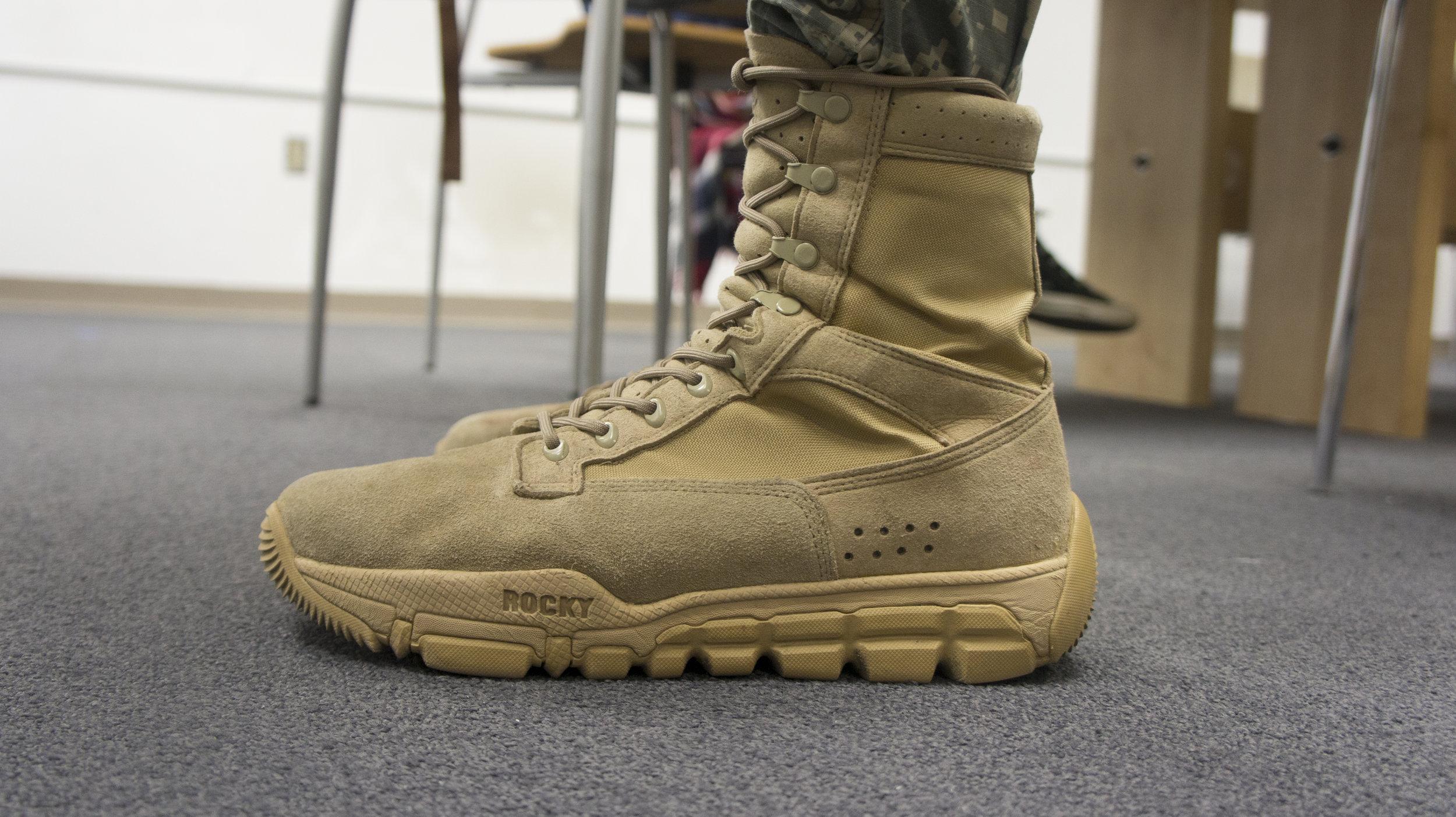 Fin Martin - Combat Boots