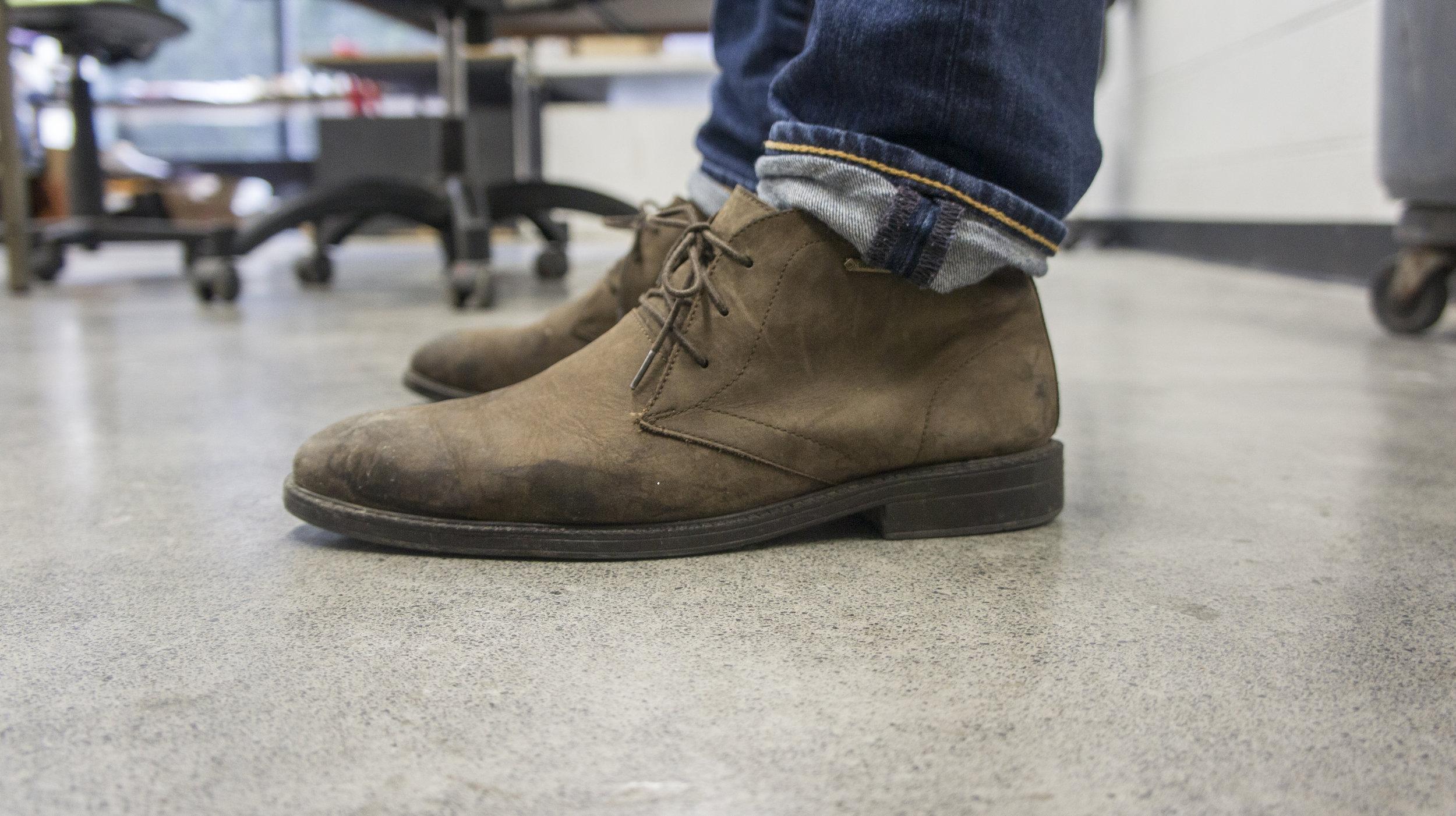 Miles - Classic Chukka Boot