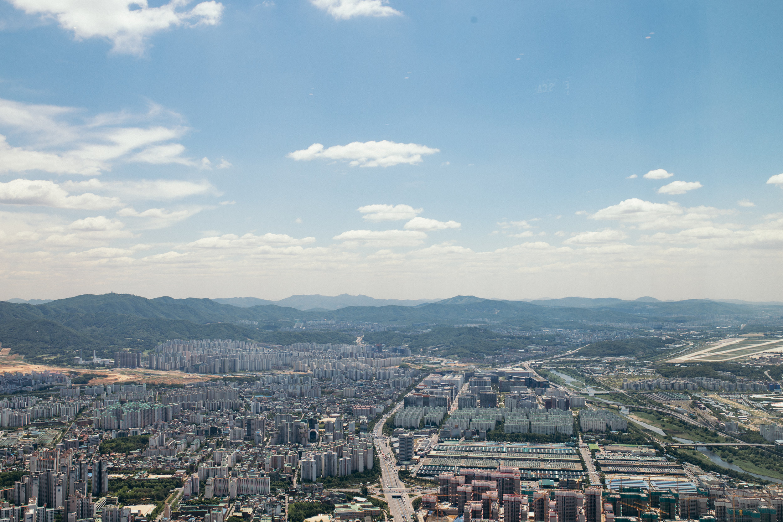 Korea remains the same culturally, but it seems they are trying to bring the history into the modern world.
