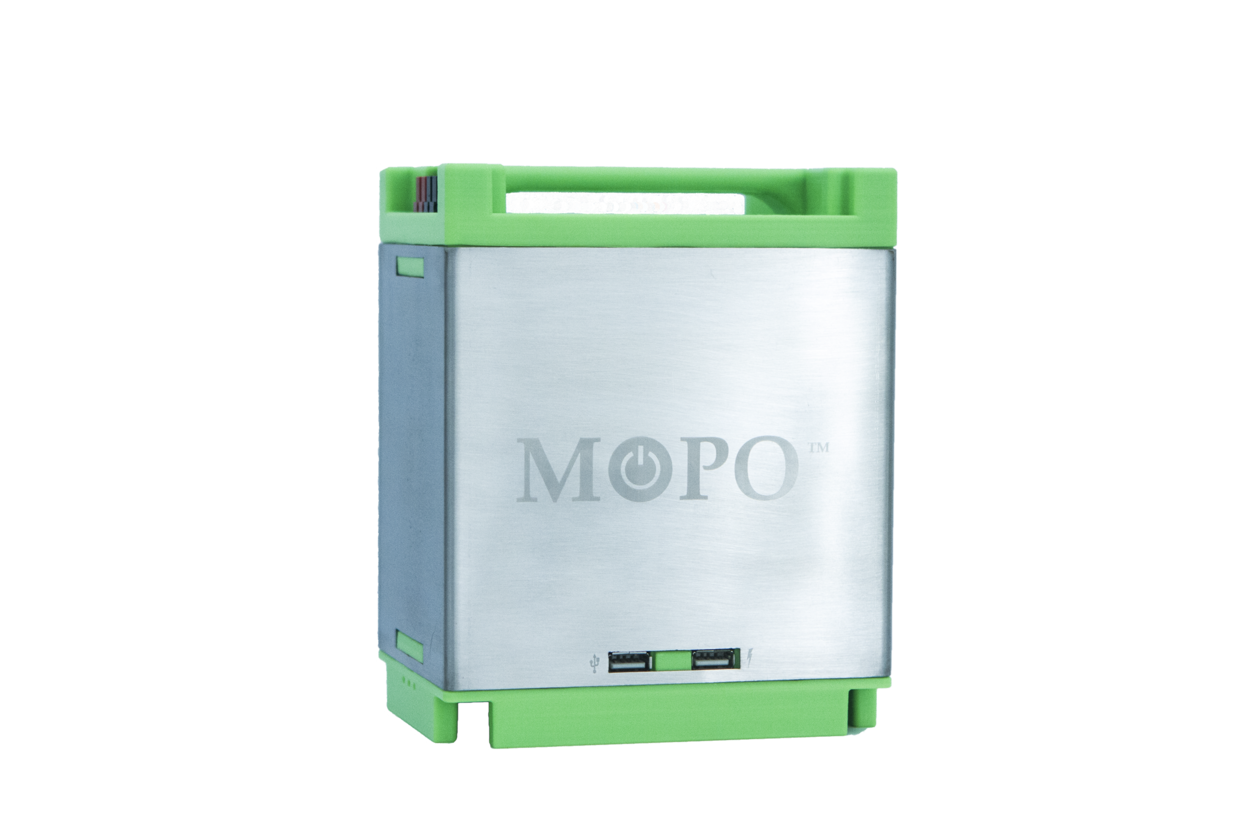 Versatile and innovative. - Ultra-capacity and lightweight rechargeable lithium-ion battery pack.