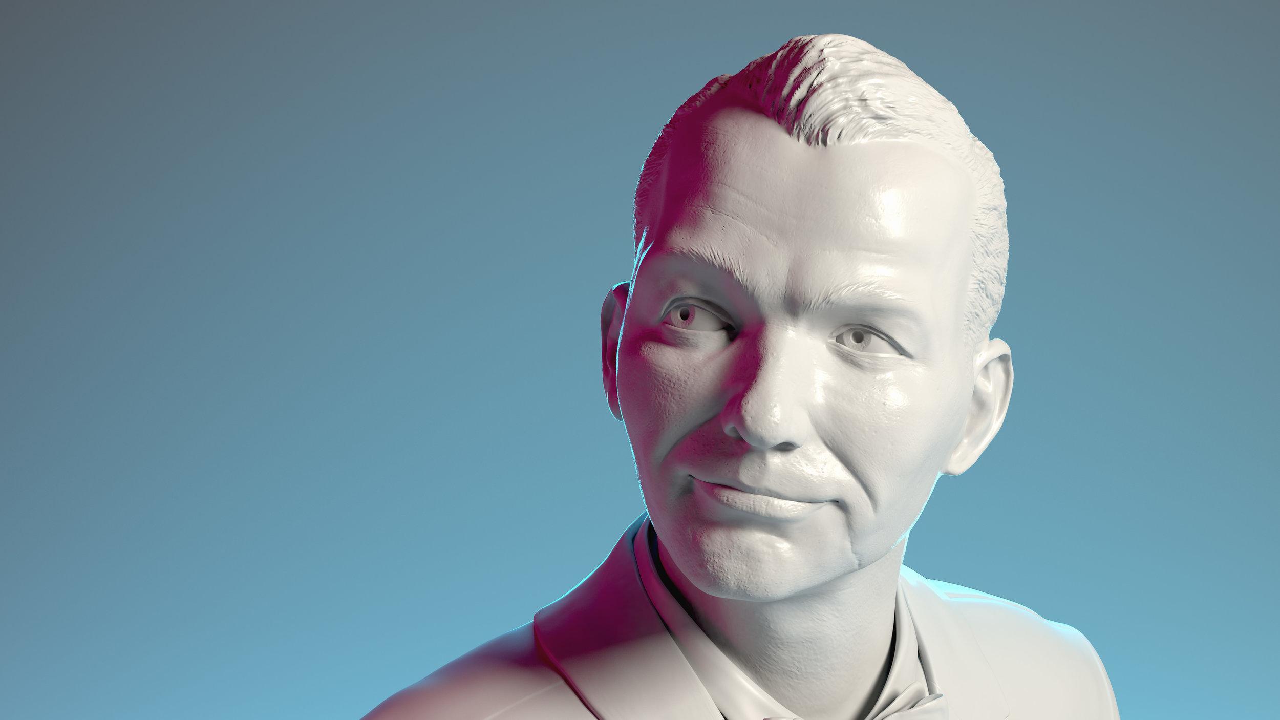 Modeling and digital sculpting