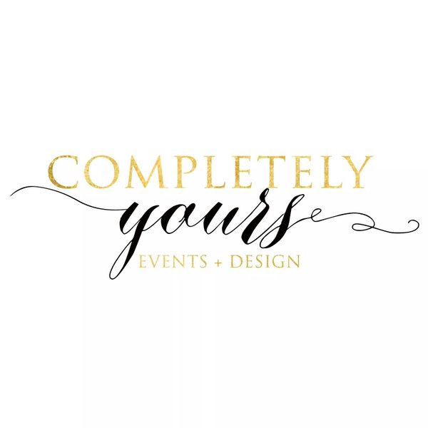 New Completely Yours Event Logo