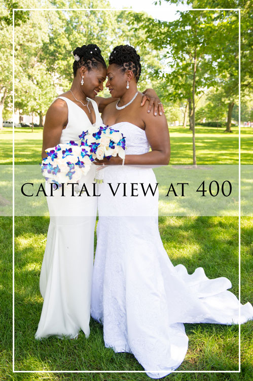 Audrey & Constance | Capital View at 400