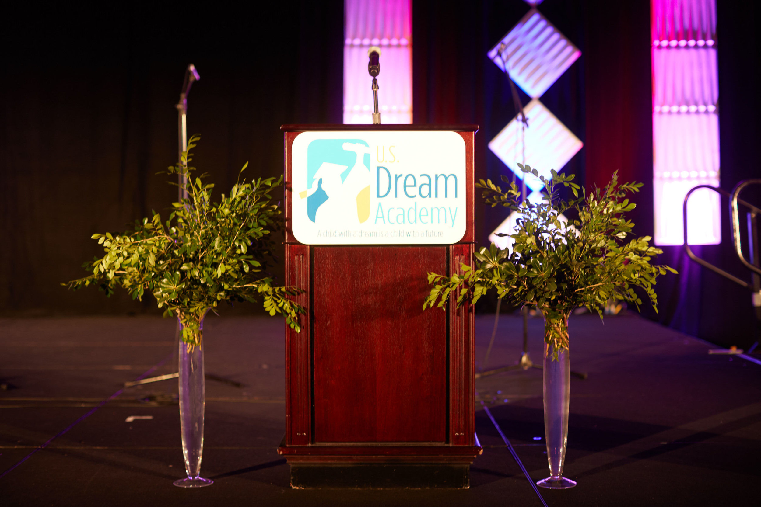 fundraising gala - US Dream Academy