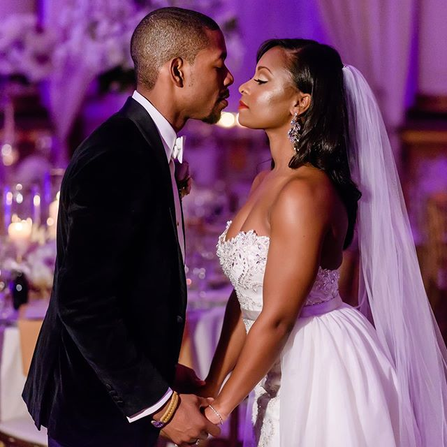 """You know you're in love when you can't fall asleep because reality is finally better than your dreams."" Dr. Seuss - #CYEweddings #CYEdesigns #baltimorebride #baltimorewedding #baltimoreweddingplanner #baltimoreweddings #blacklove #blackcouples"