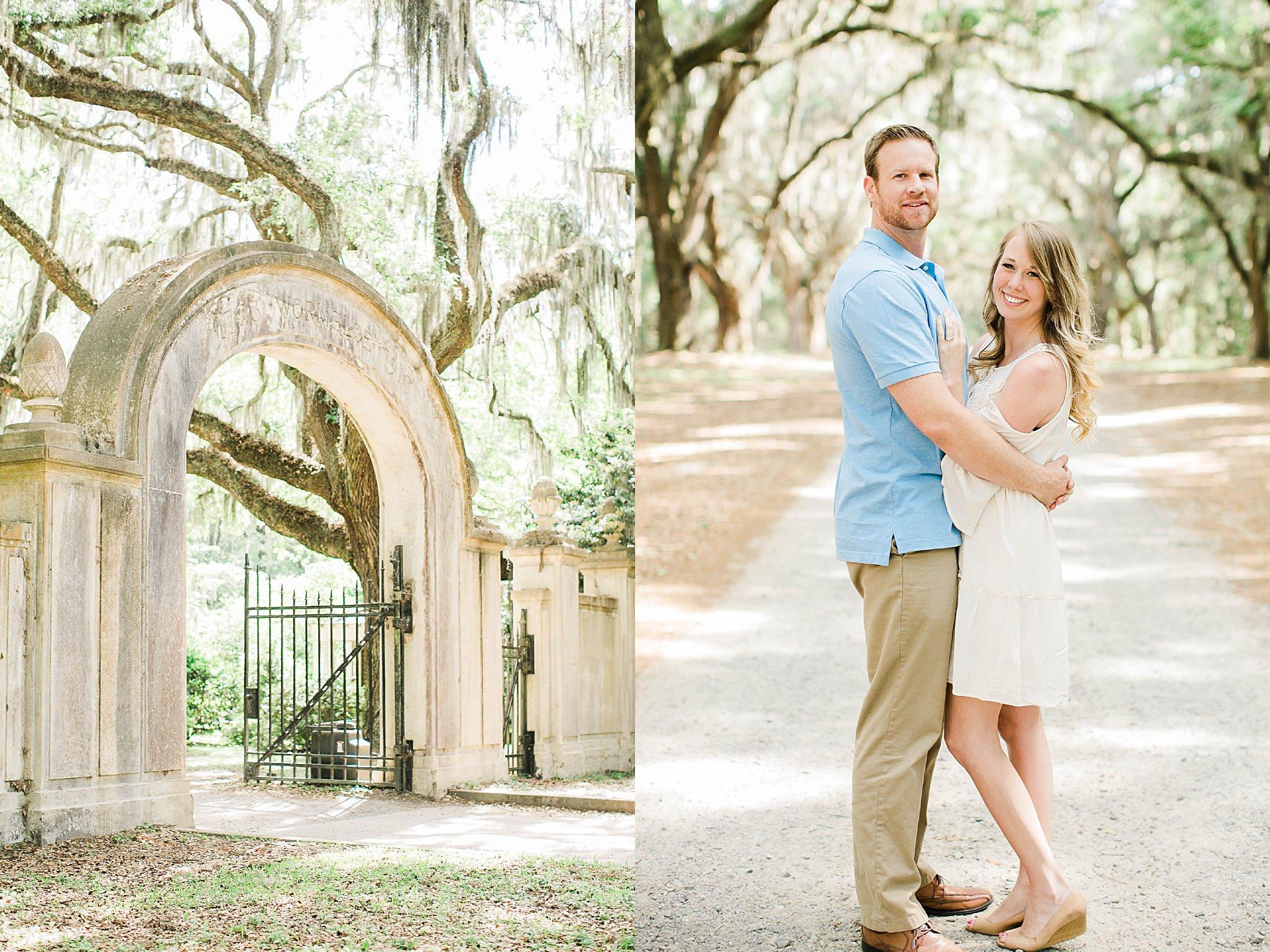 Wormsloe-Plantation-Savannah-GA-Anniversary-Session-JB-Marie-Photography