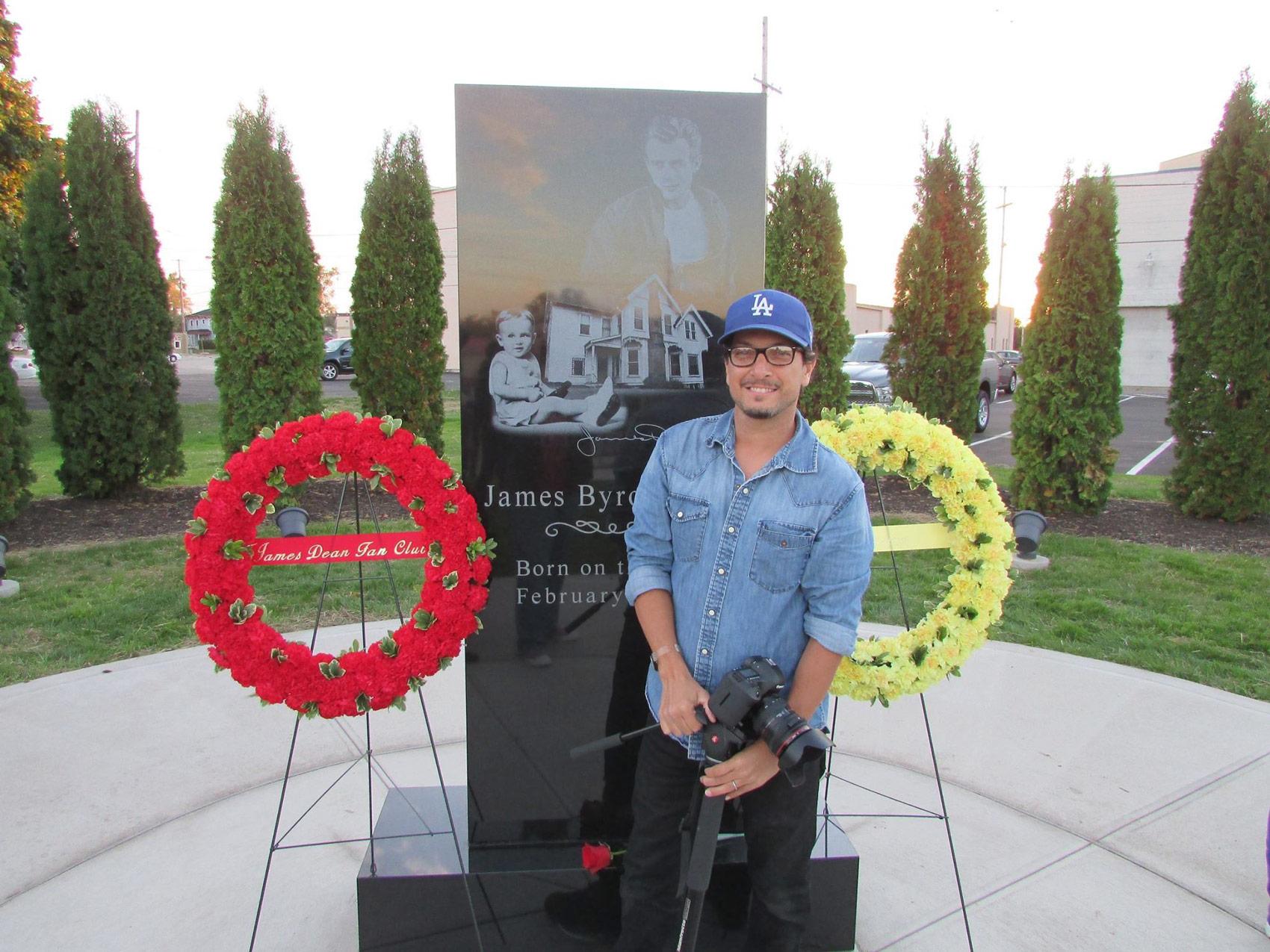 James Dean Festival & Memorial 2015