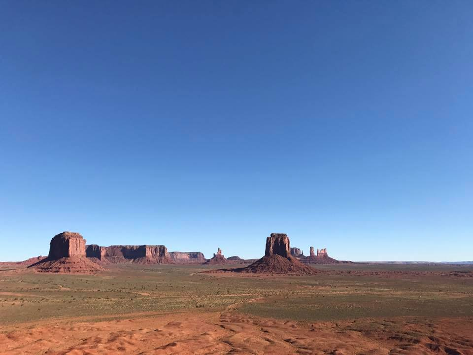 Monument Valley, Navajo Nation, Arizona-Utah Border