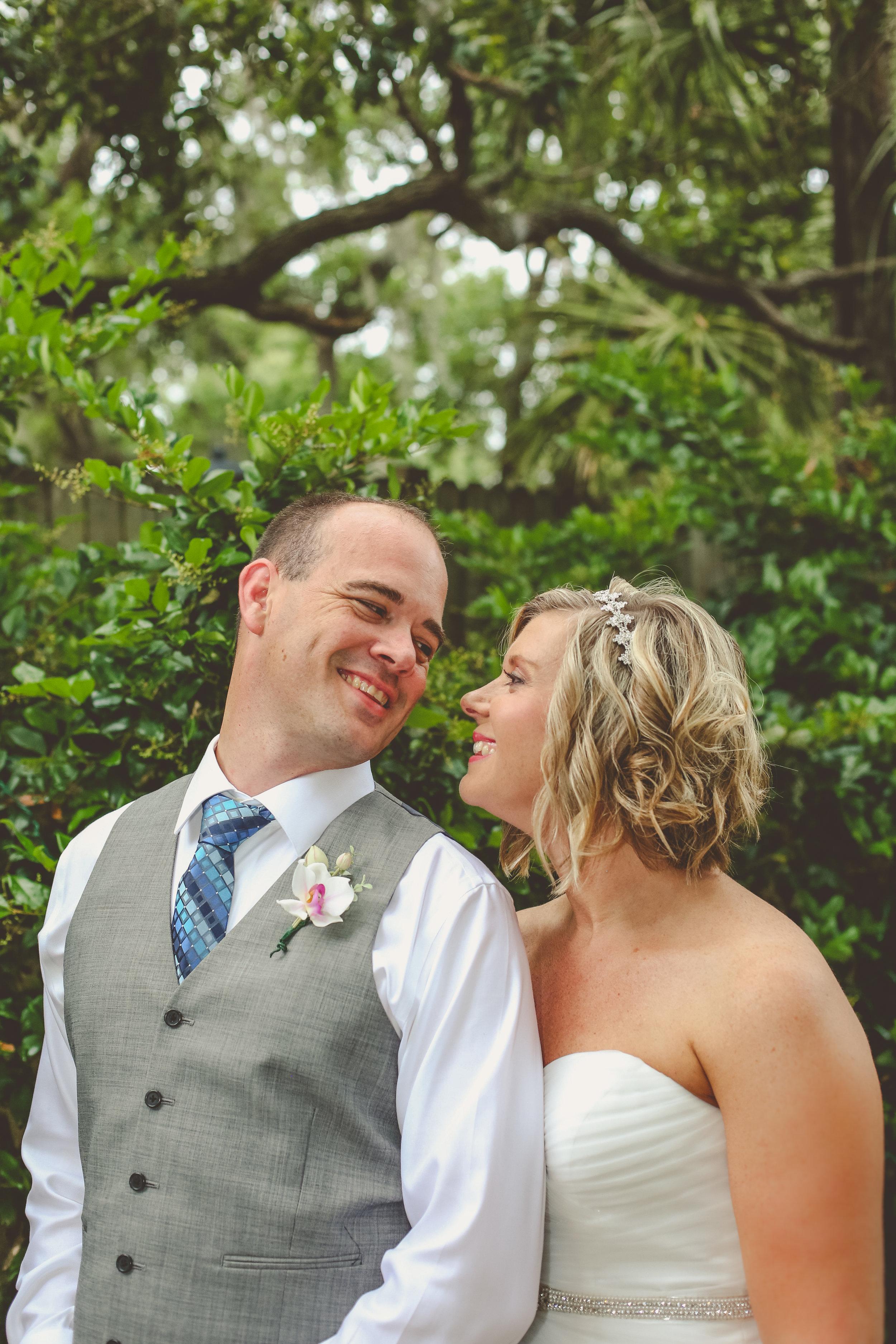 Mandy + Jeremy  | Tybee Island, GA