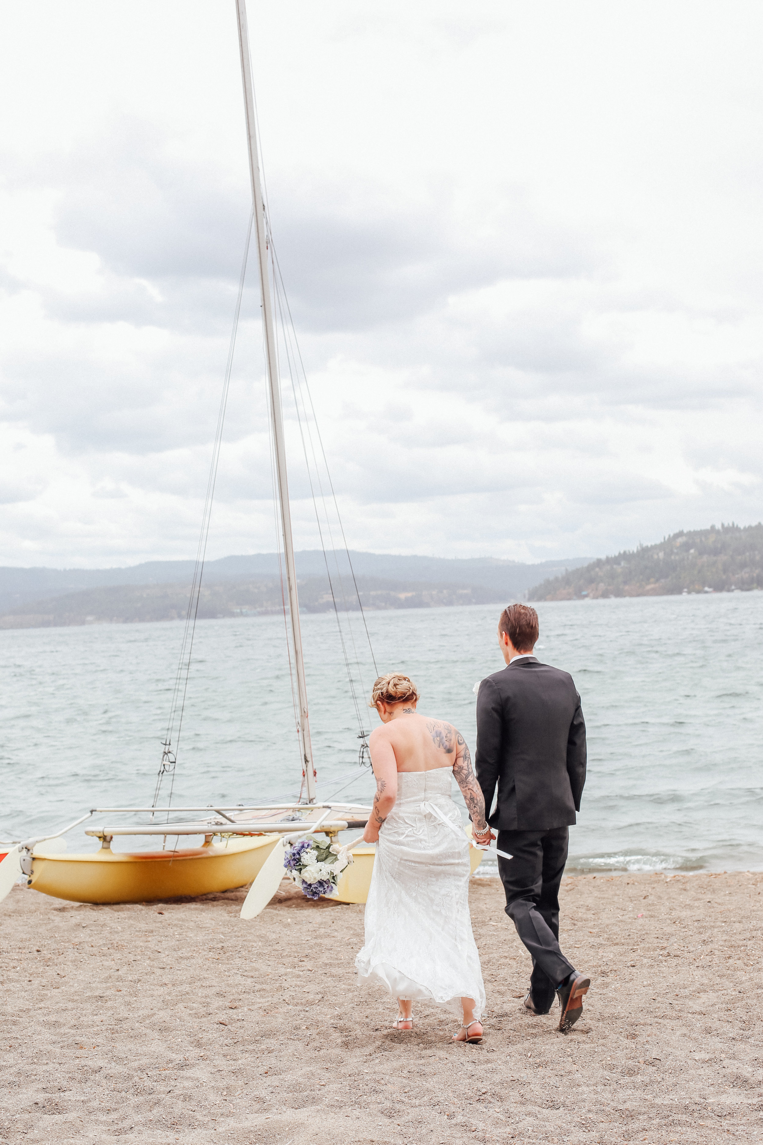Alicia + Sawyer | Private Residence