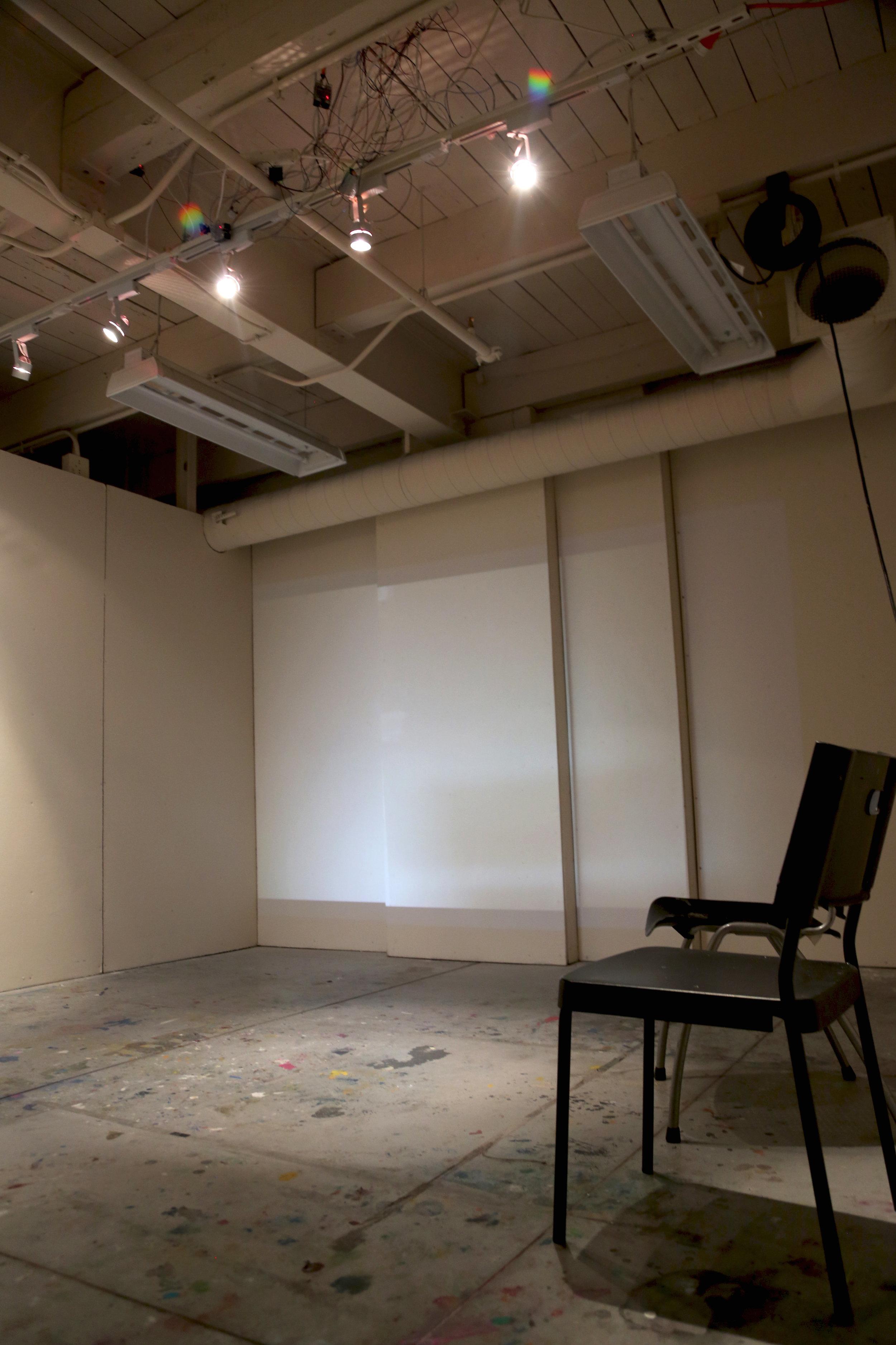 interactive installation detail, 2016