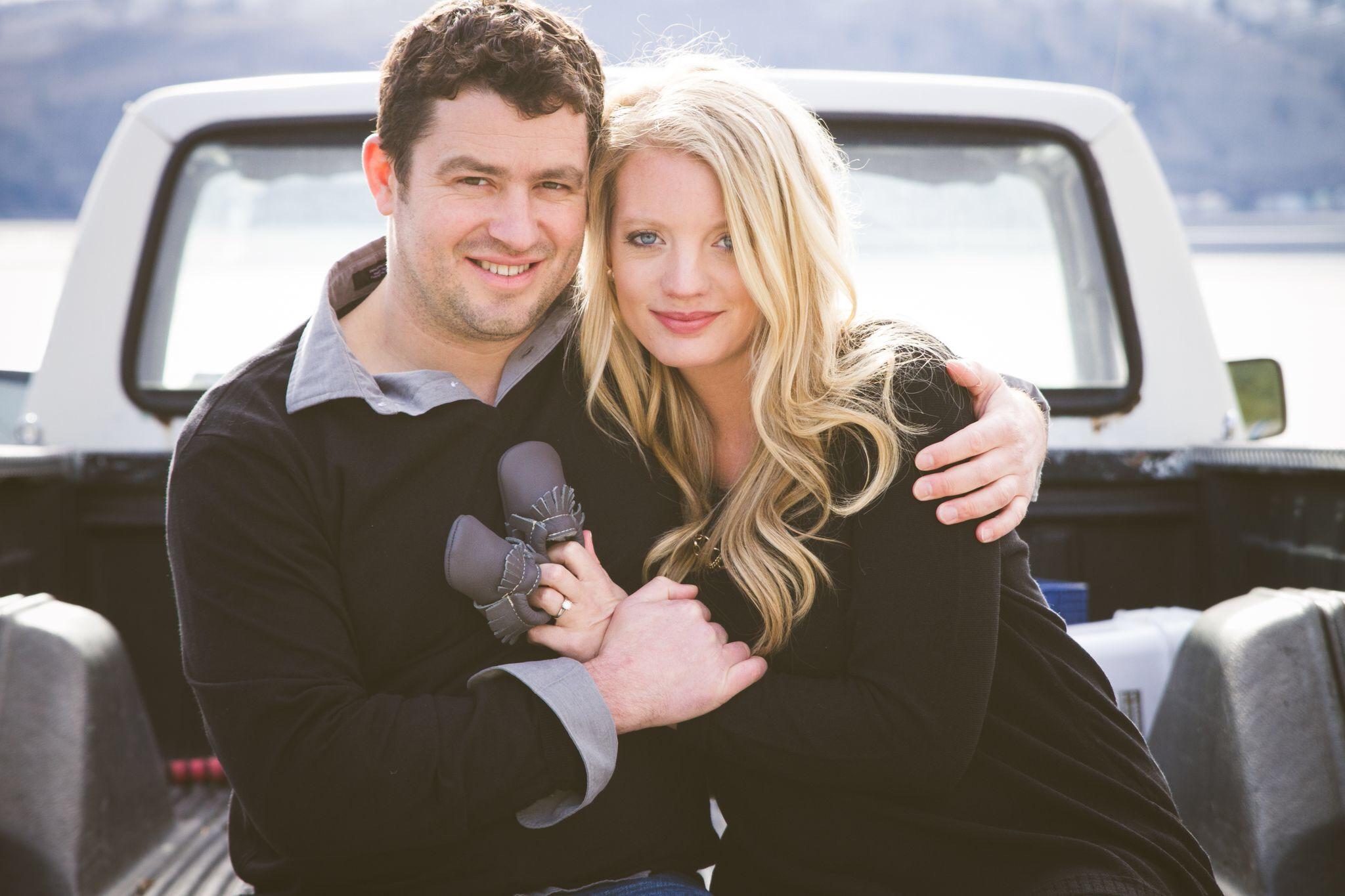 Pregnancy Anouncment | The Winemakers Wife