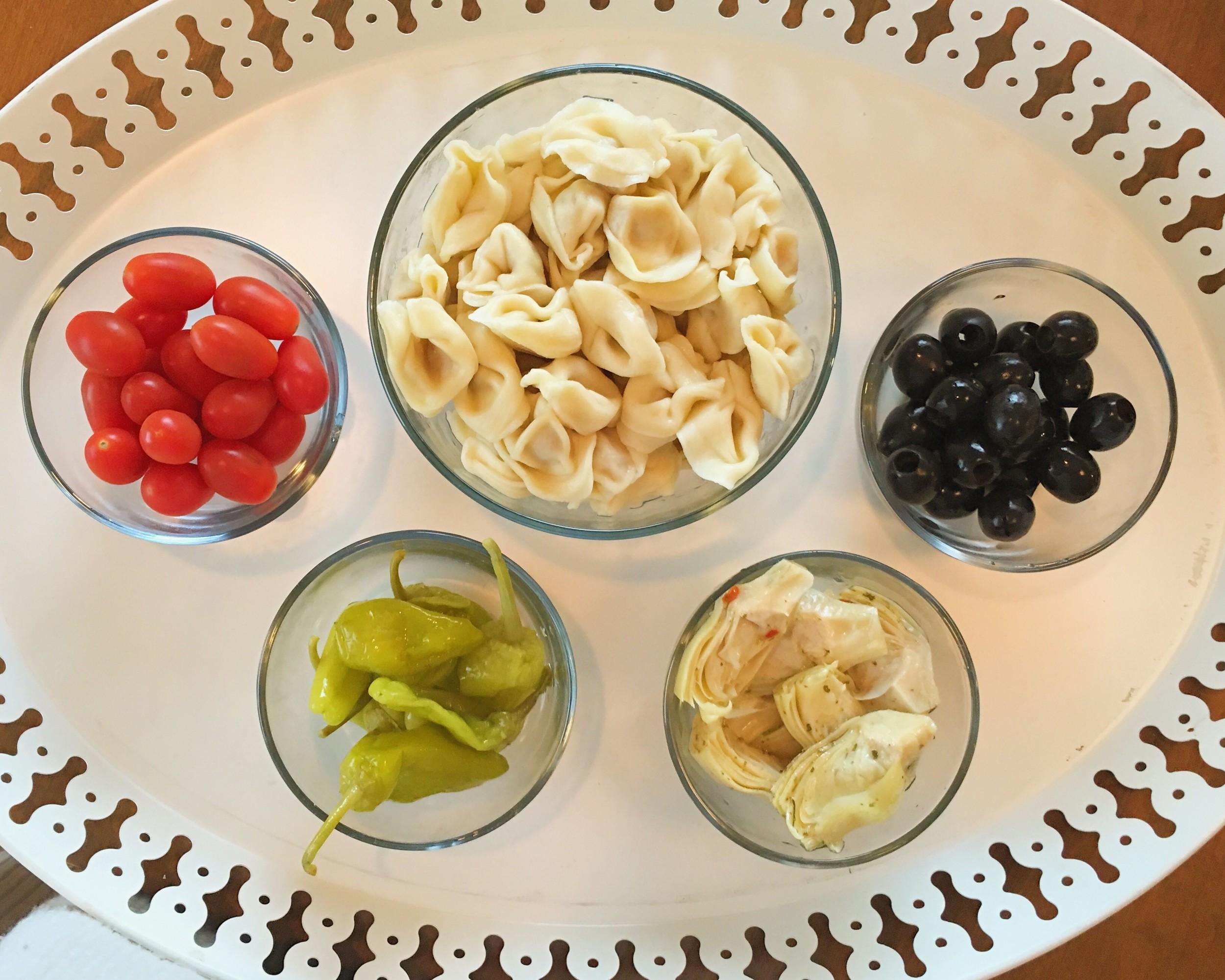 Antipasto Salad | Recipe Box | The Winemakers Wife