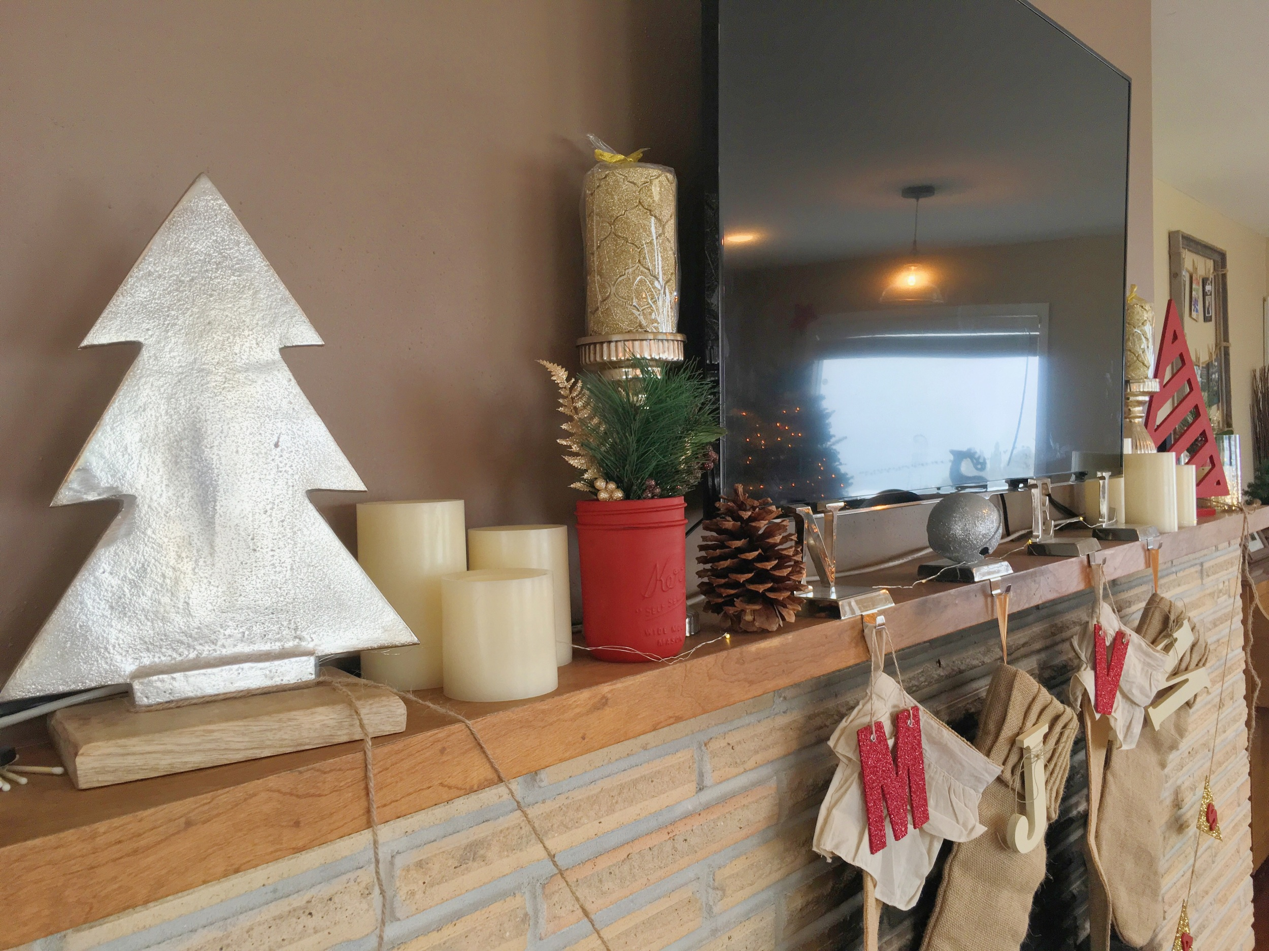Christmas decor | Holliday | lifestyle blog | Meagan Kludt | the winemakers wife