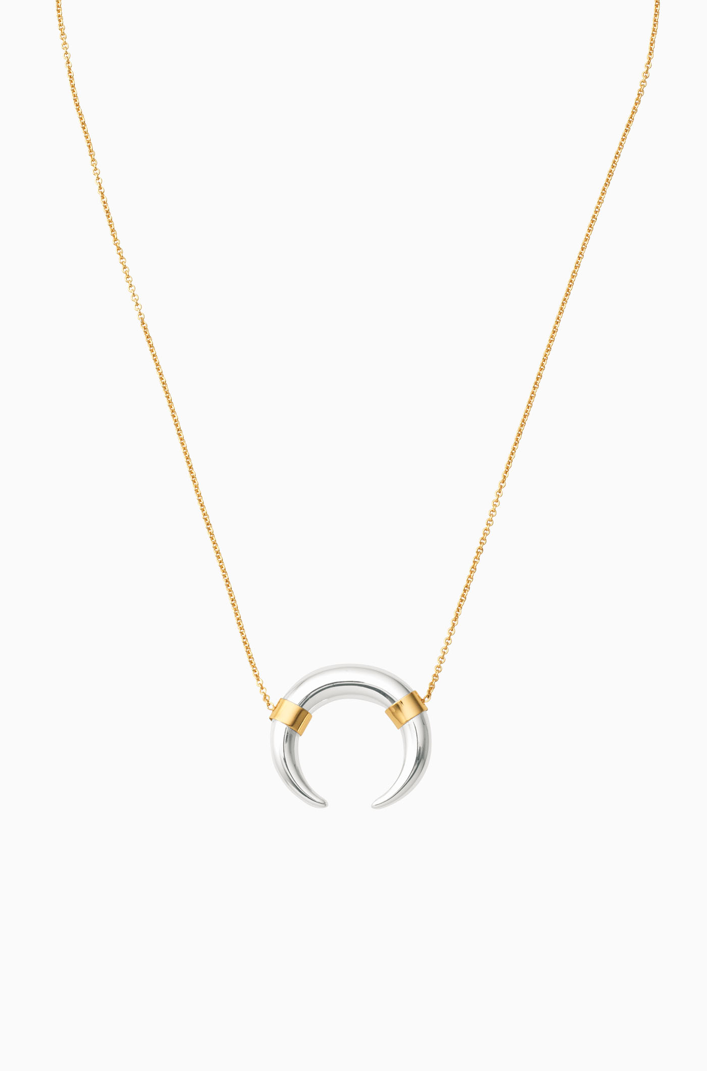 Crescent Necklace - $49