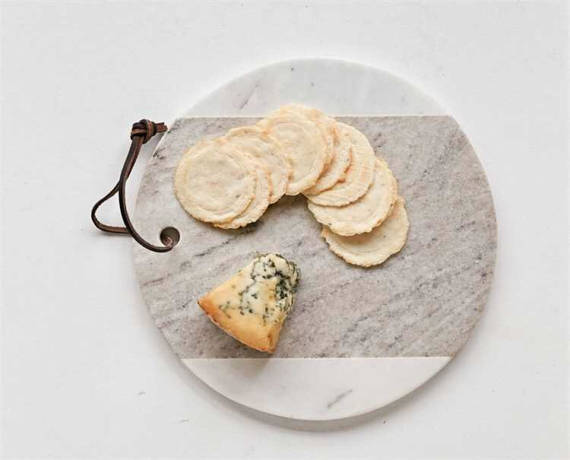 Marble Cheese Board - $33