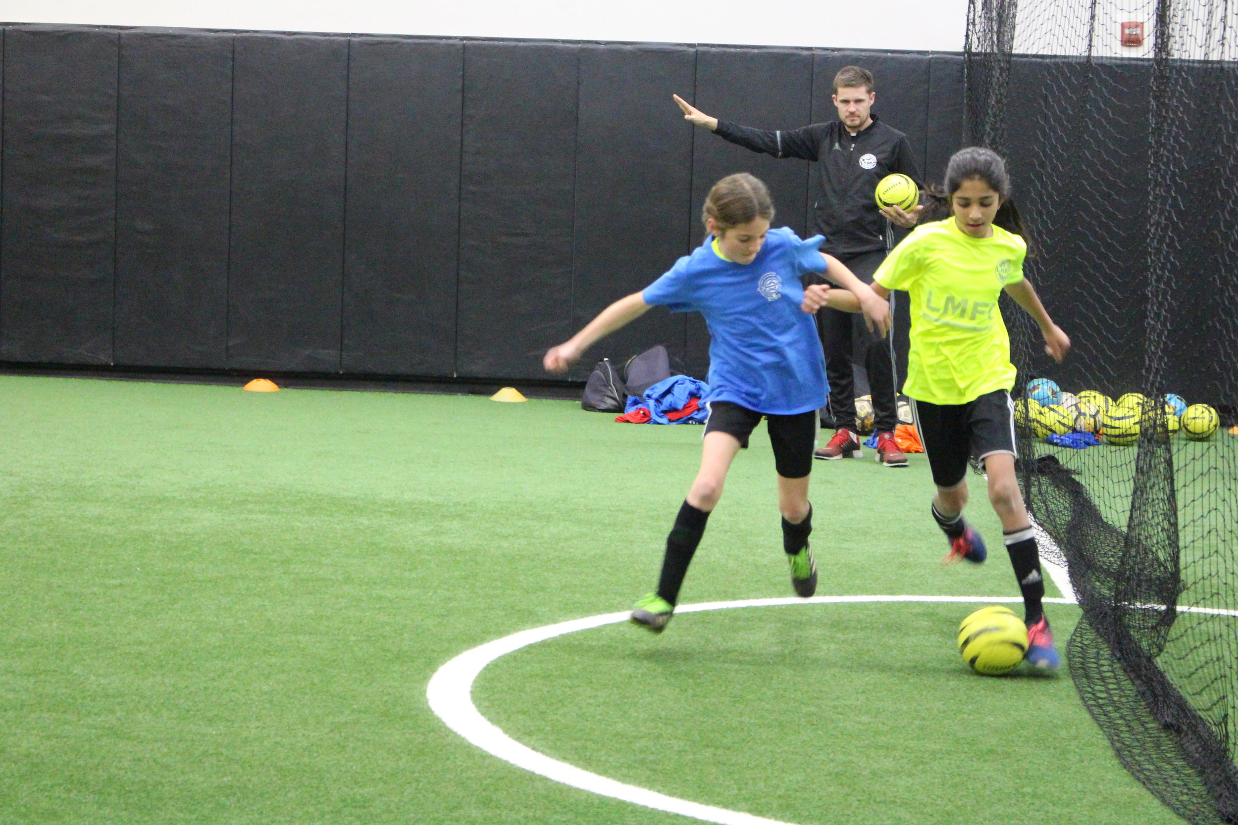 Winter 2019/20 Programs - Indoor ClinicsBoys & Girls KindergartenPre-K SoccerBoys & Girls 1st GradeBoys & Girls 2nd GradeBoys & Girls 2nd/3rd GradeBoys & Girls 3rd-5th GradeLMFC U8 AcademyLMFC Training