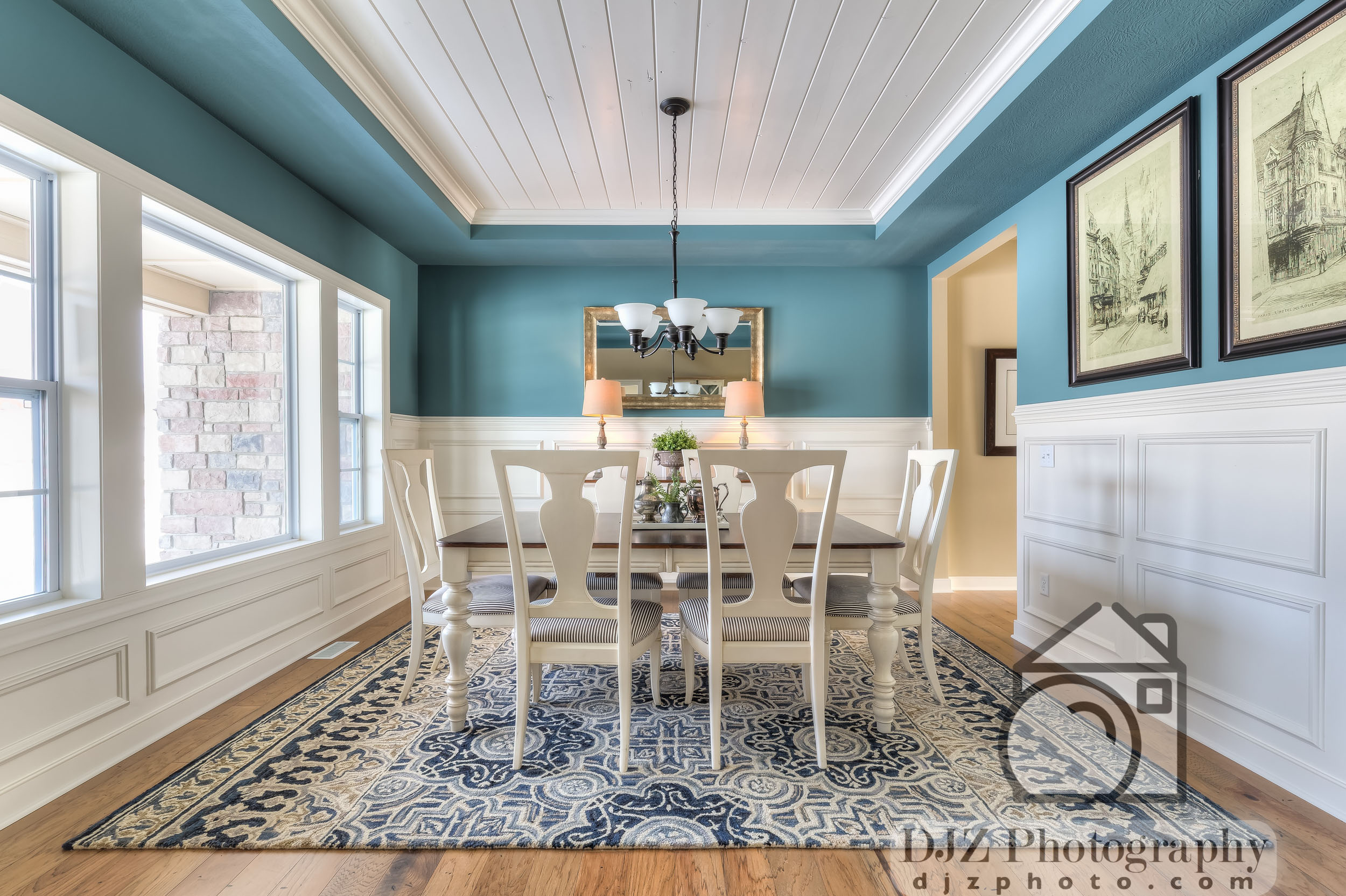 Dining Room 1 - Real Estate Photography