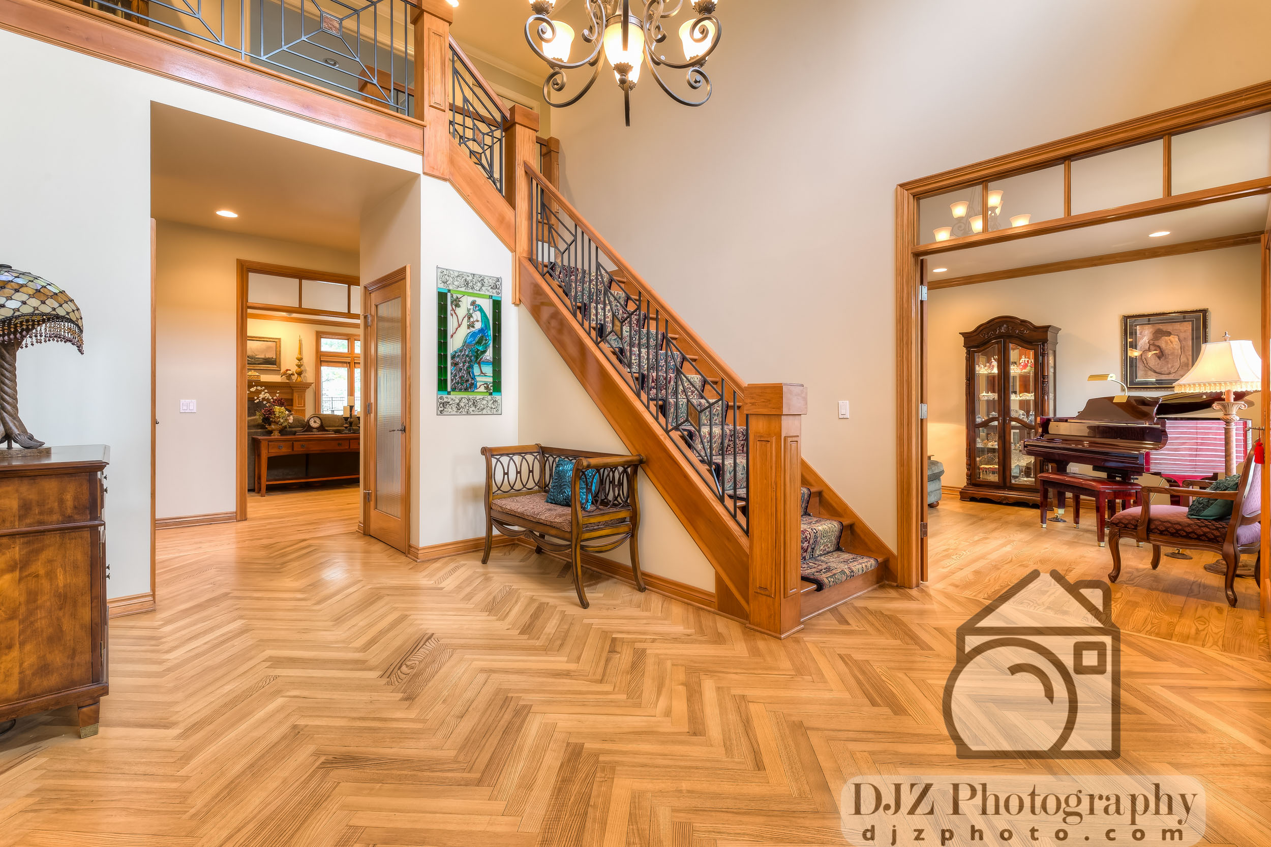 Foyer 1 - Real Estate Photography