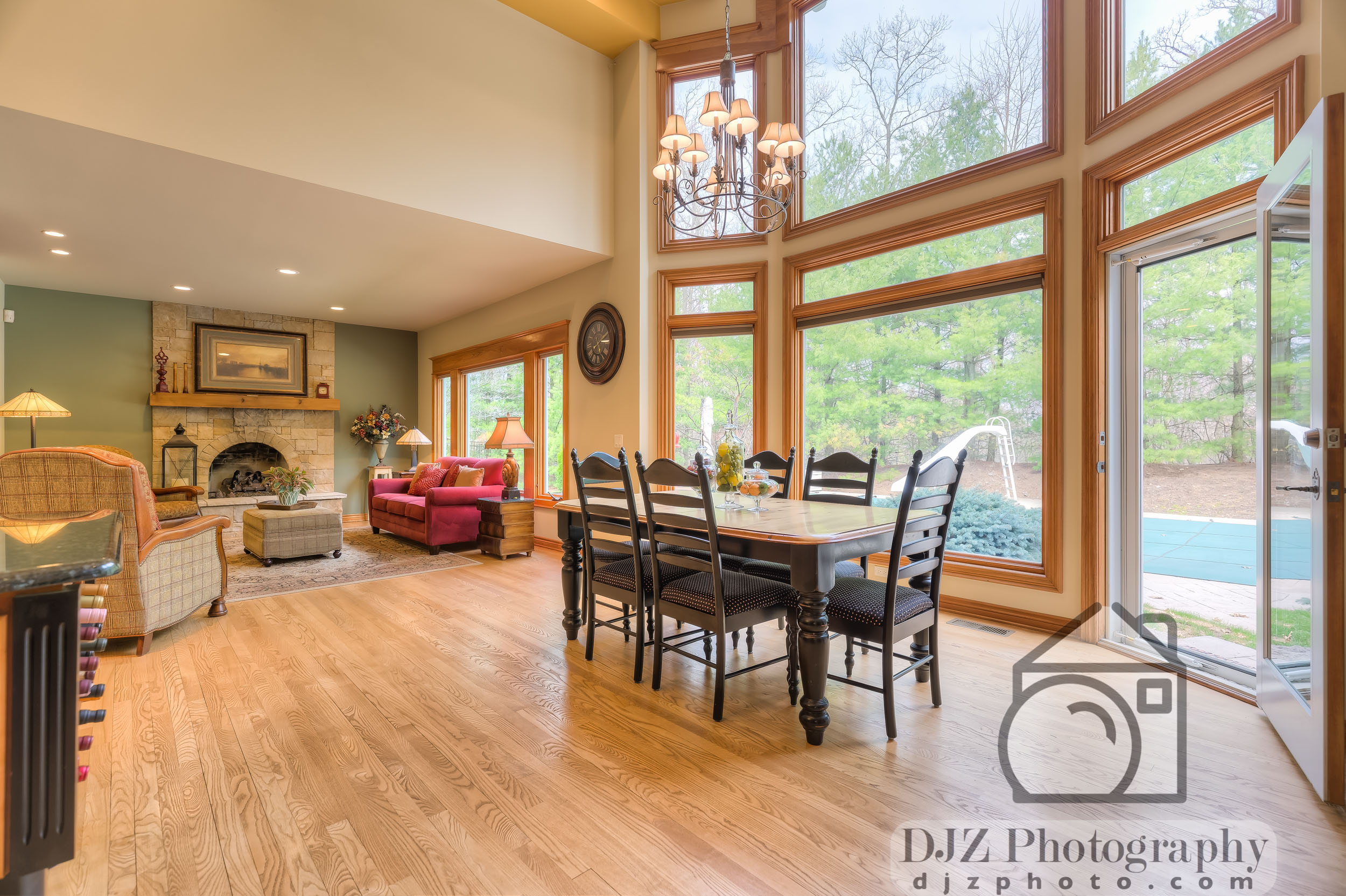 Dinette 1 - Real Estate Photography