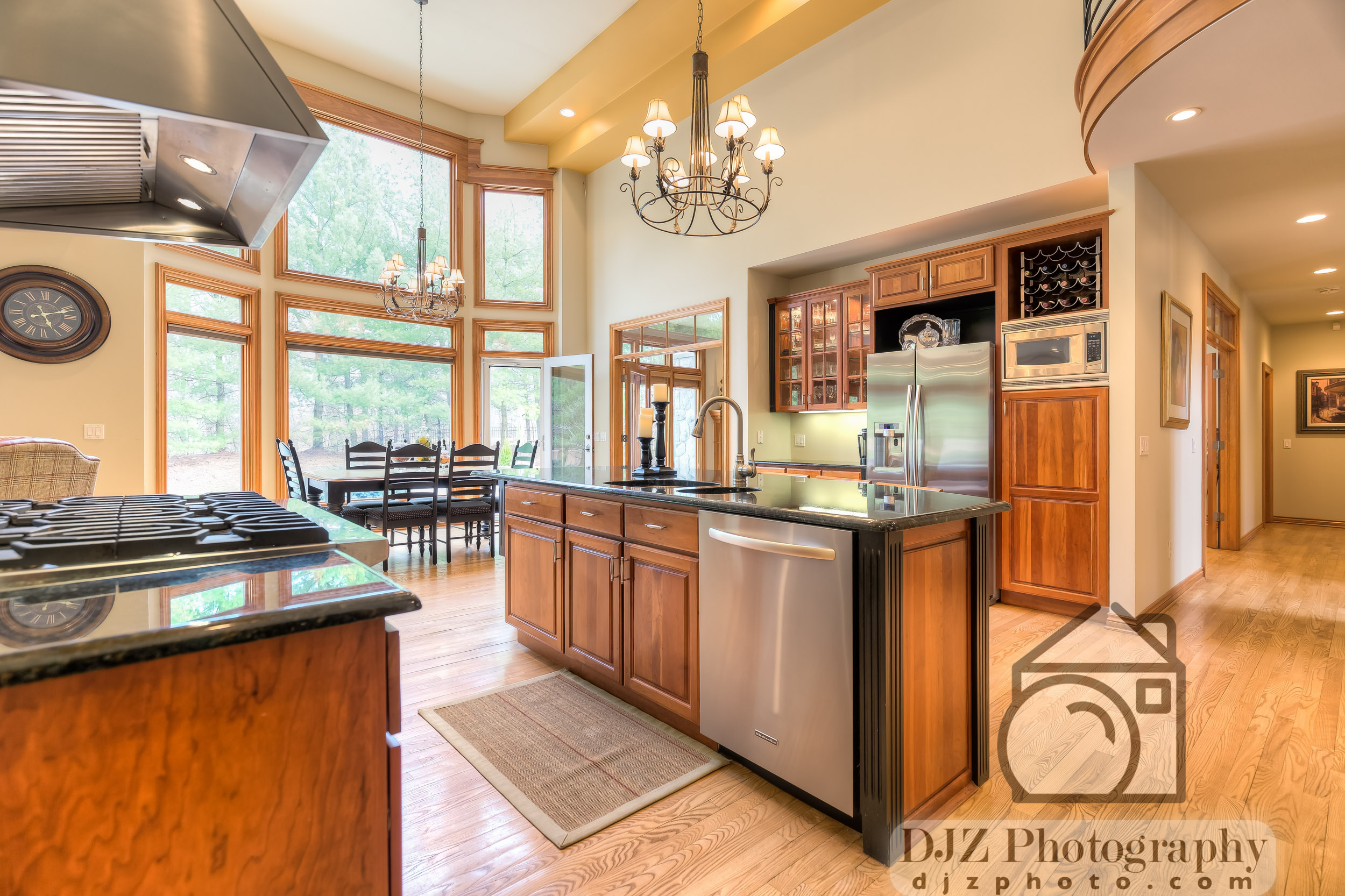 Kitchen 1 - Real Estate Photography