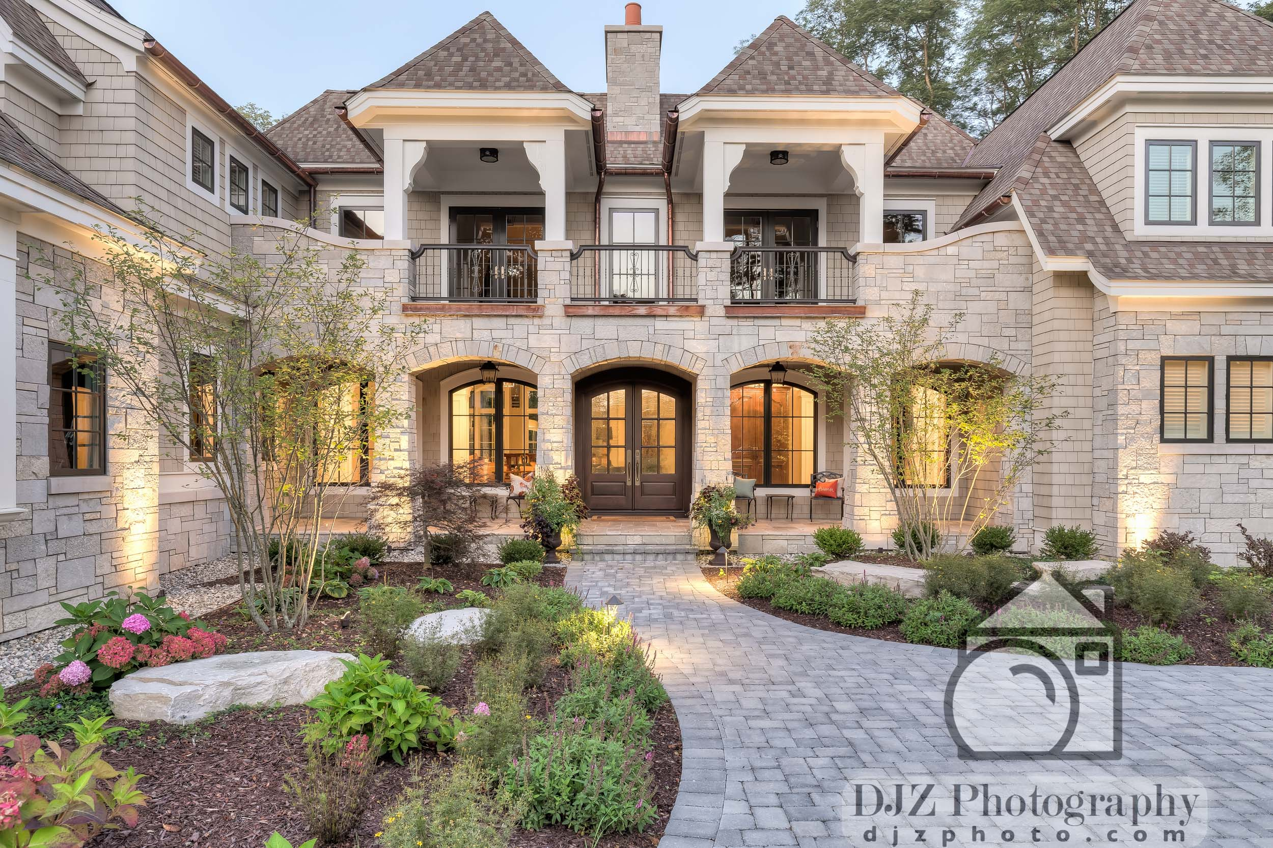 Twilight Exterior 3 - Real Estate Photography