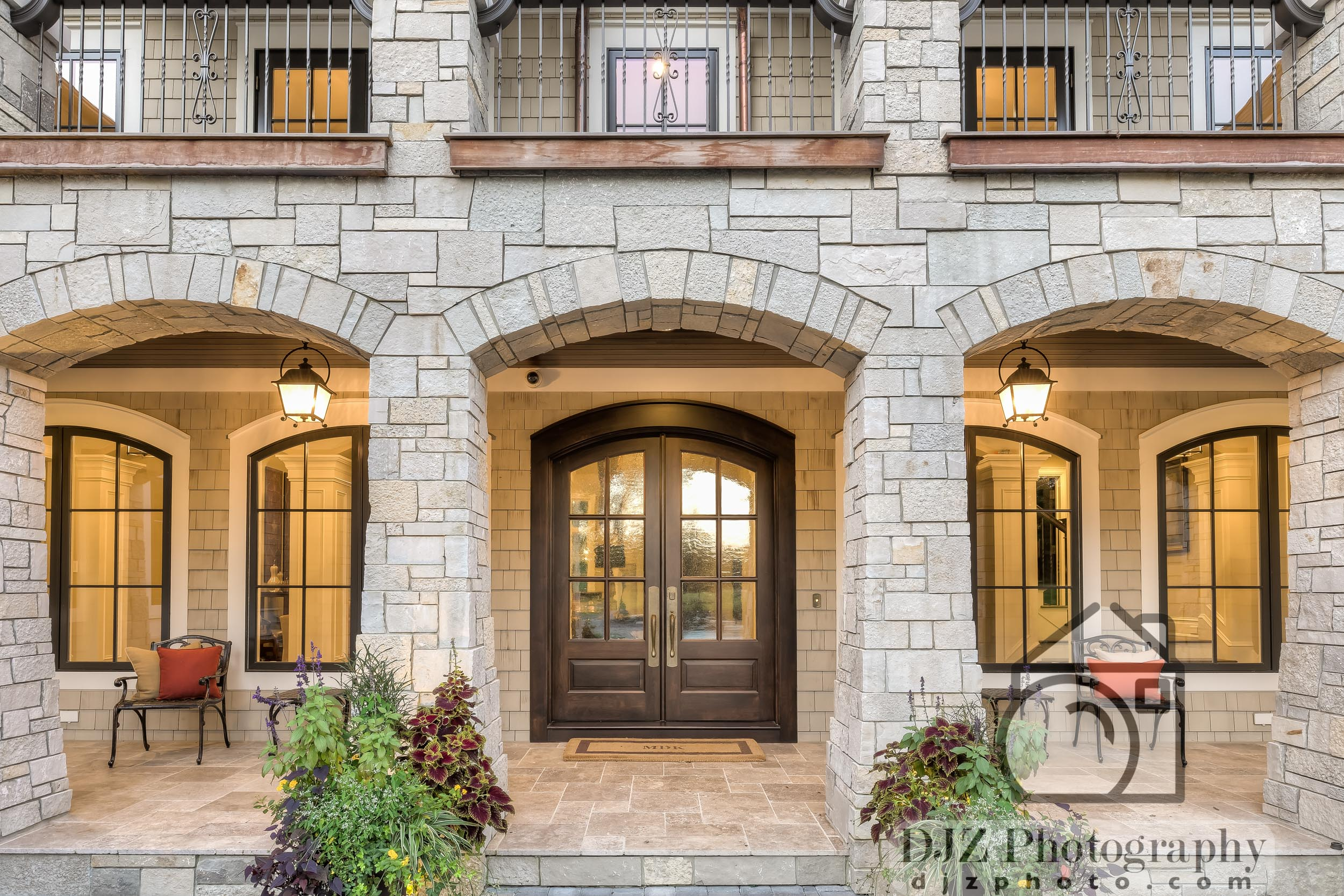 Front Entrance - Real Estate Photography