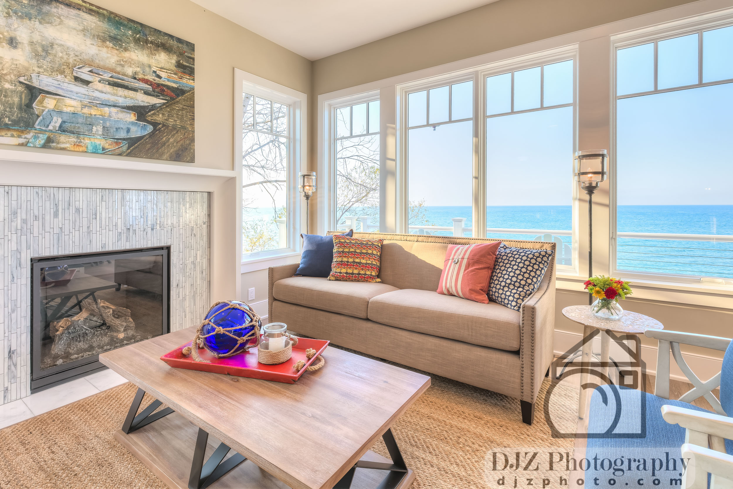 Living Room 4 - Real Estate Photography