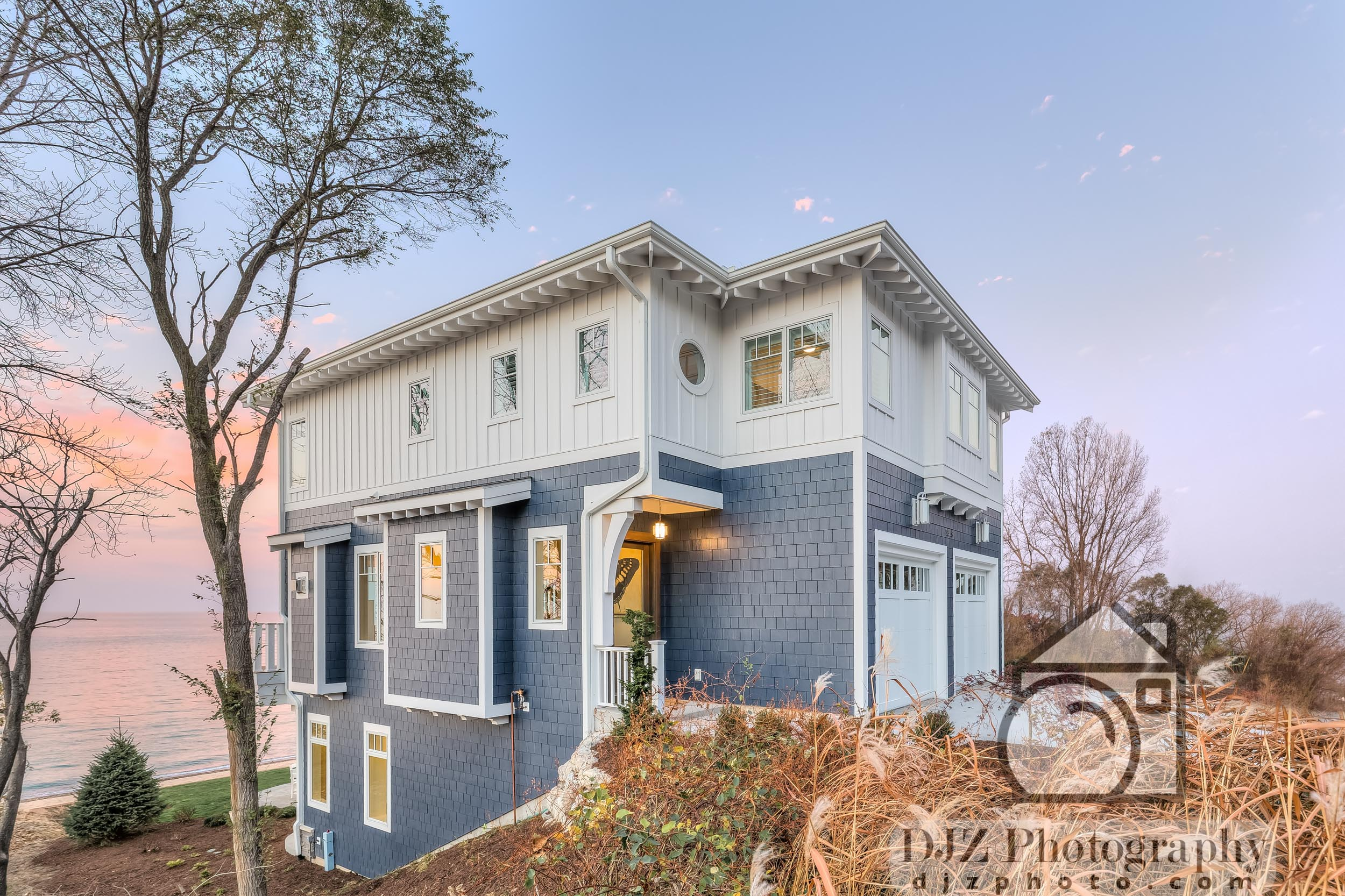 Twilight Exterior 5 - Real Estate Photography