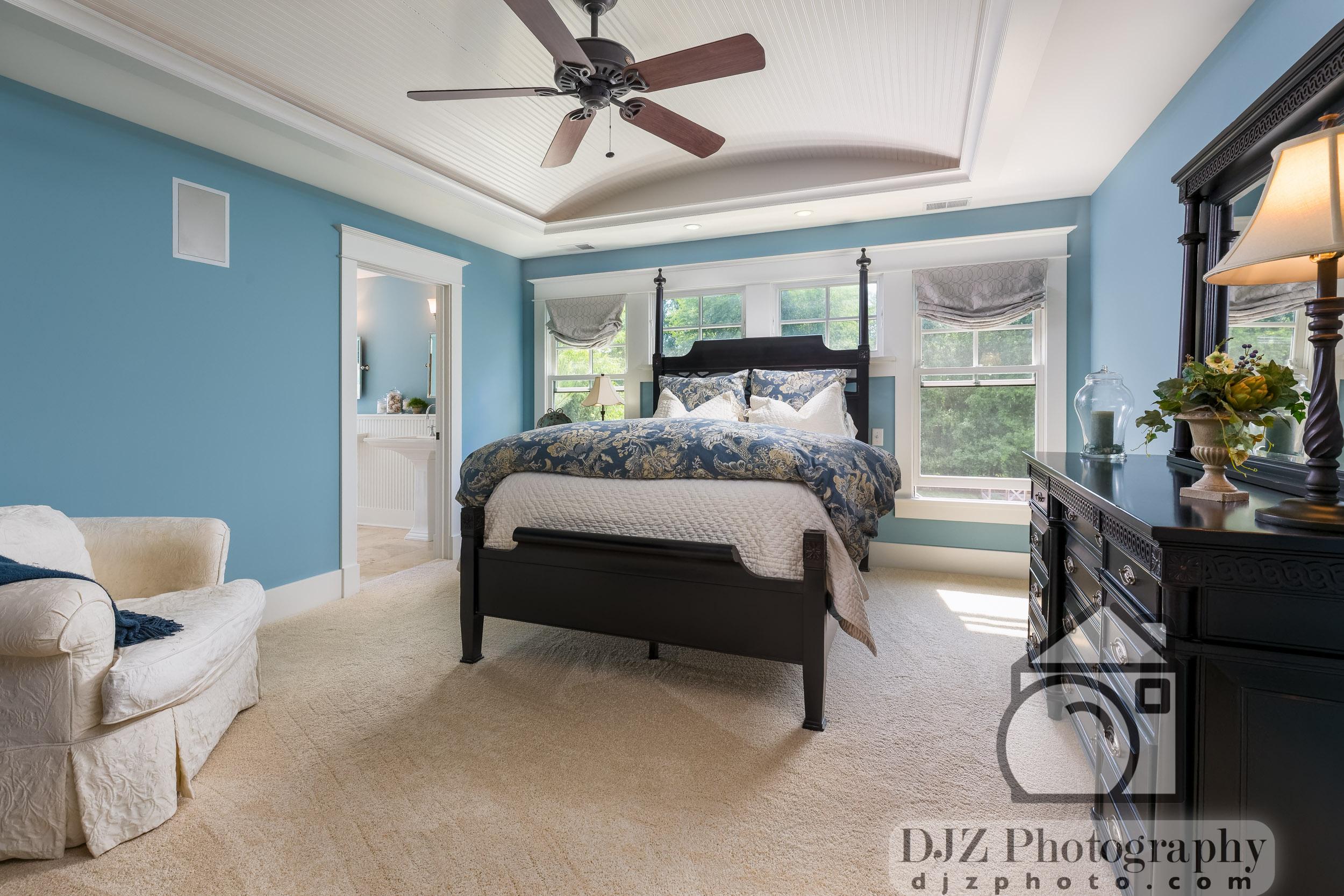Master Bedroom & Suite