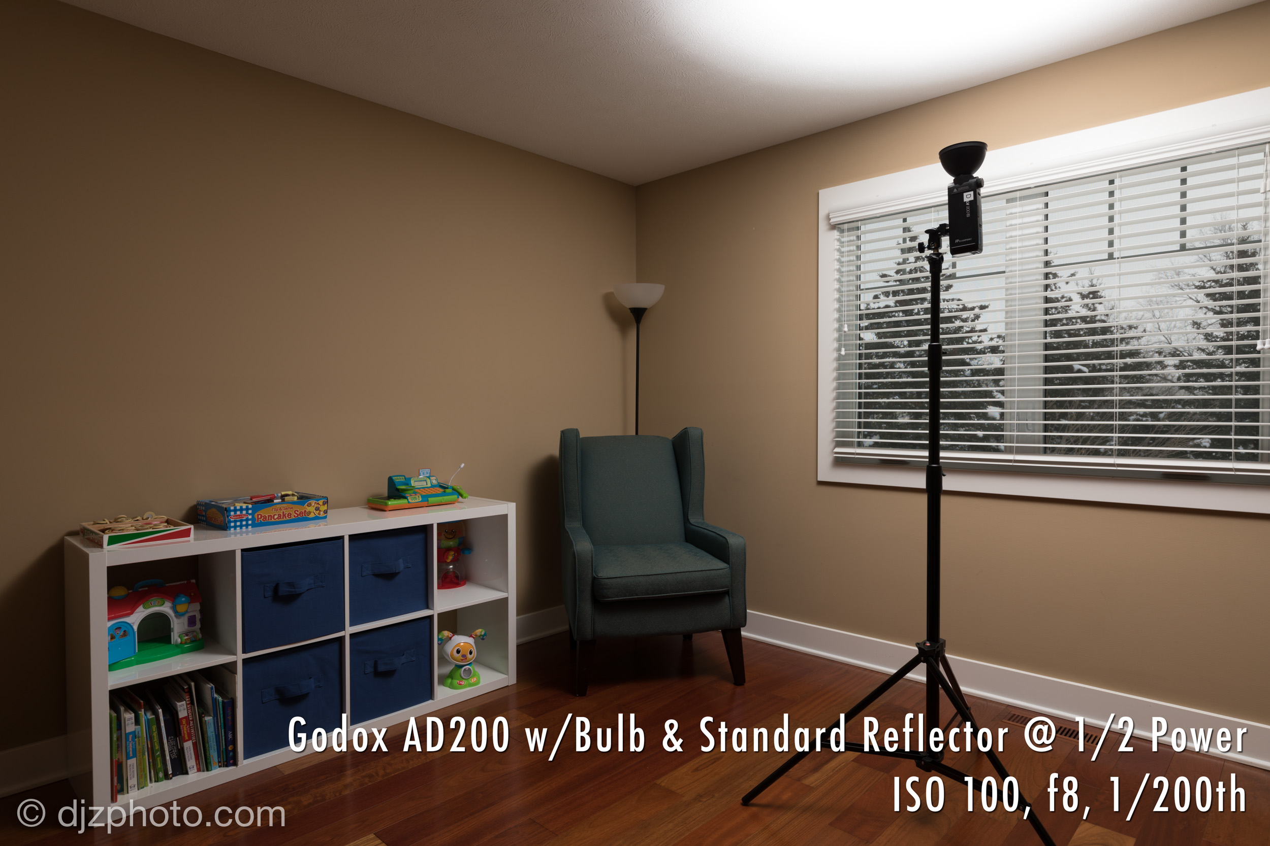 Godox AD200 / Flashpoint eVolv 200 R2