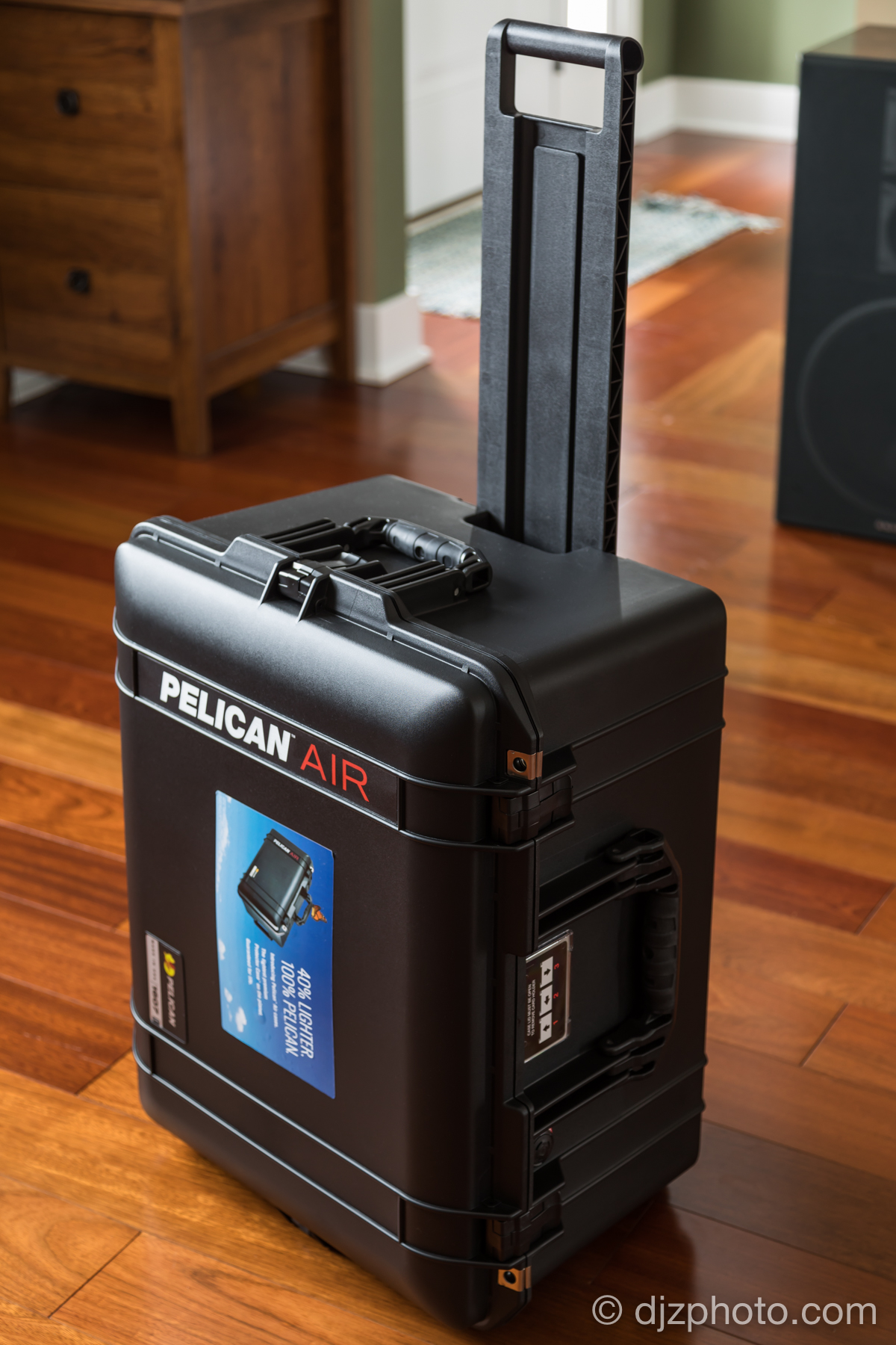 Pelican Air 1607 Protector Case Review