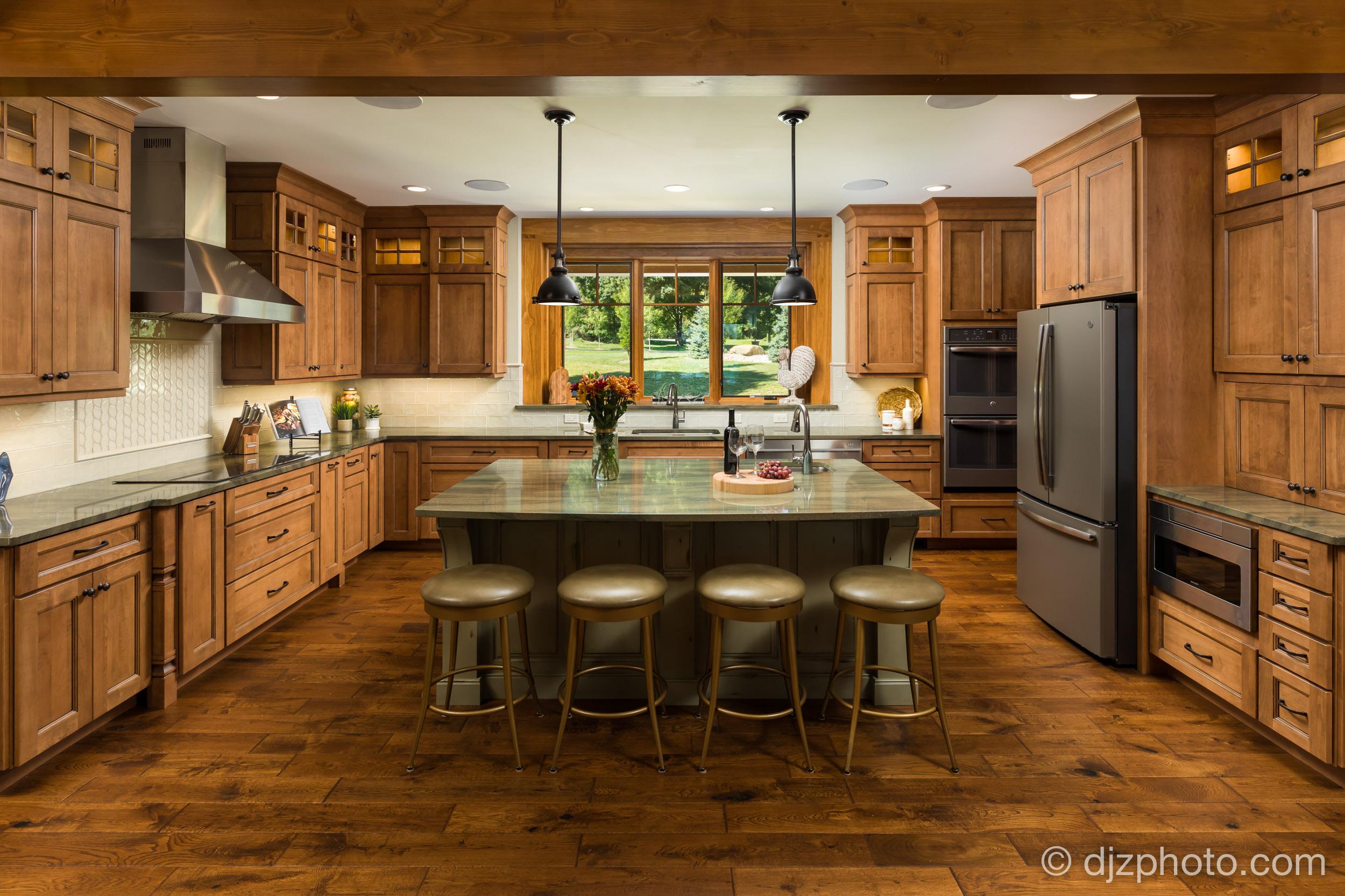 Kitchen by Torch Lake