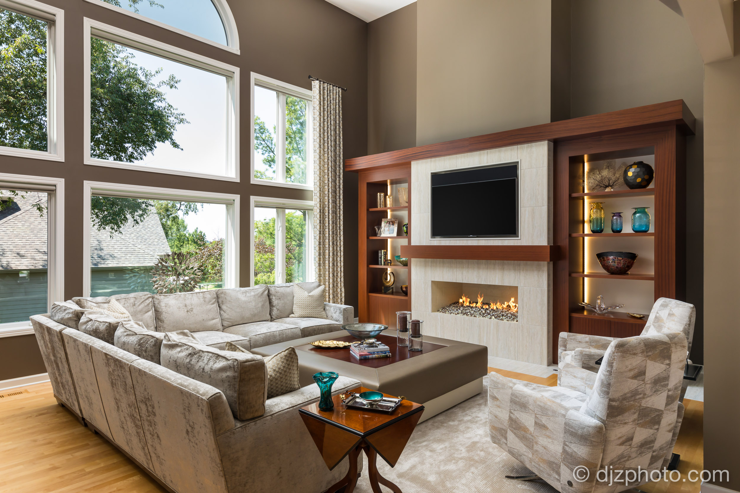 Remodeled Living Roome