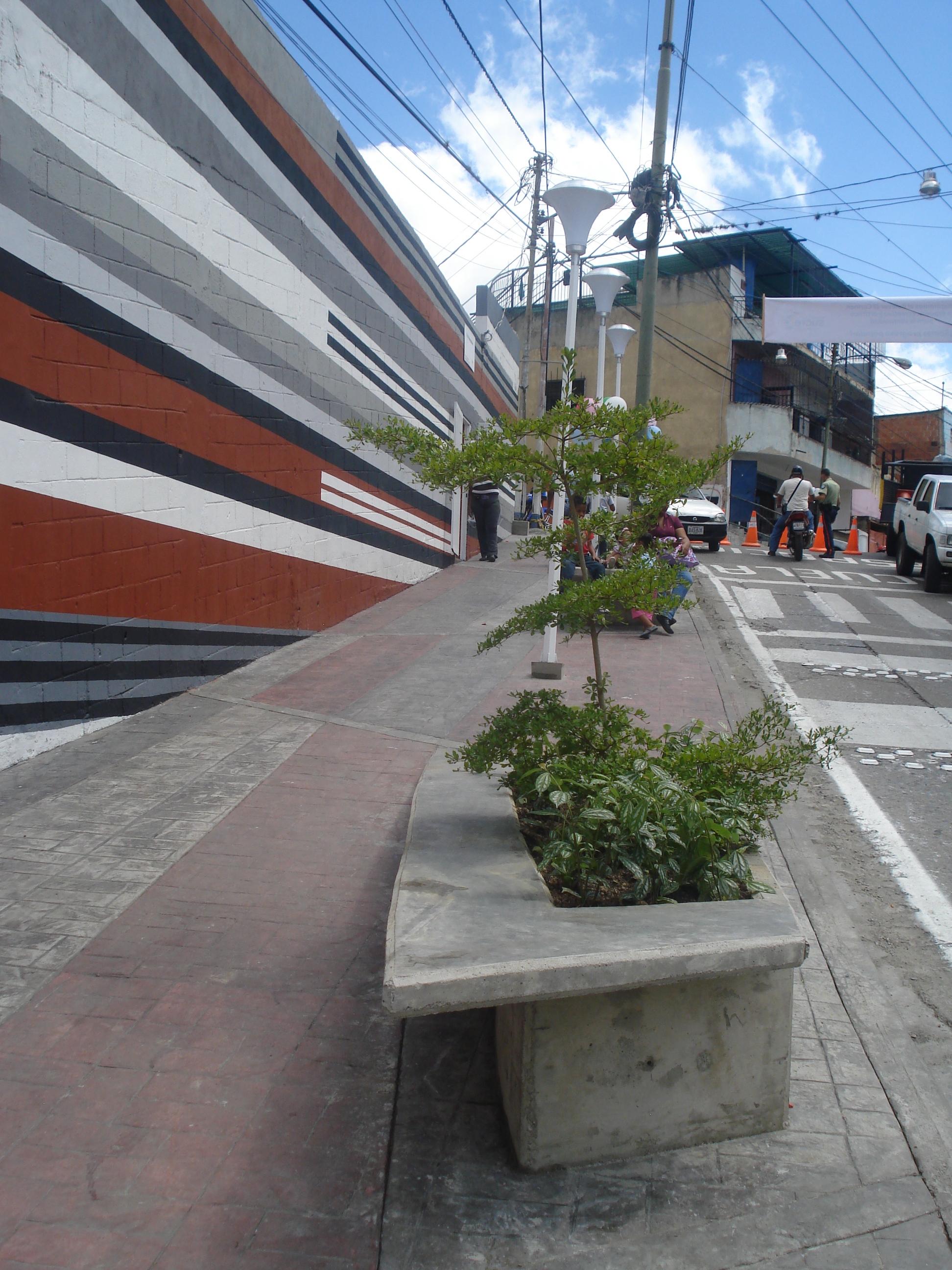 Urban Stretch marks 3