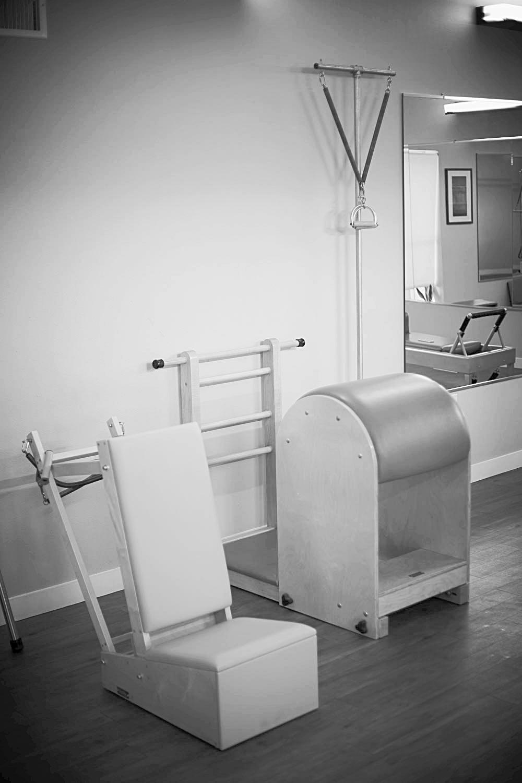 Arm Chair, Ladder Barrel and Pedi Pull by Gratz
