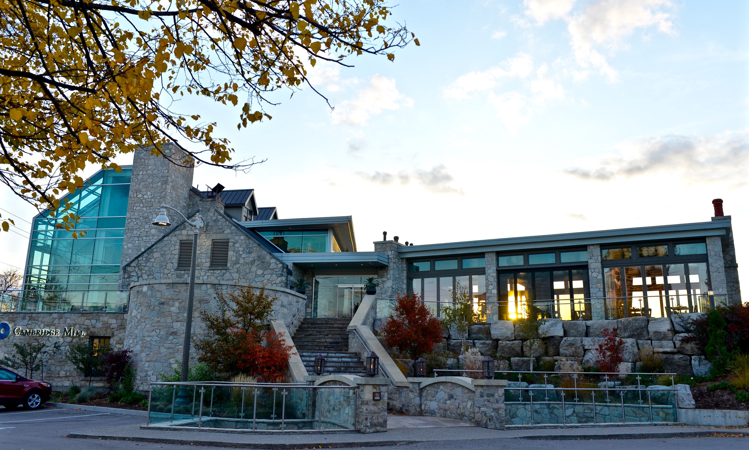 The Cambridge Mill Restaurant