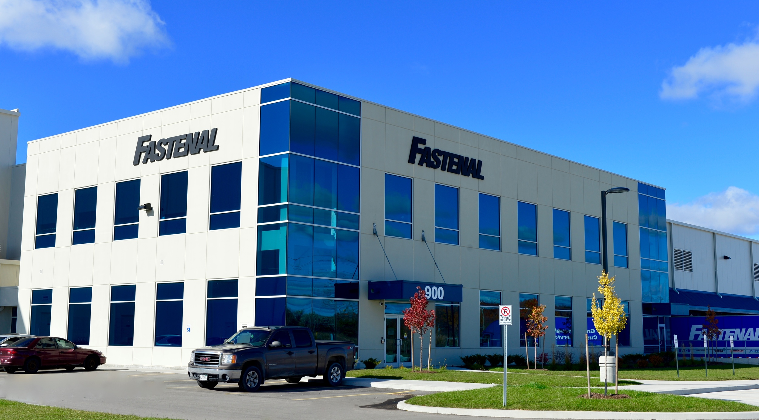 Fastenal Distribution Centre