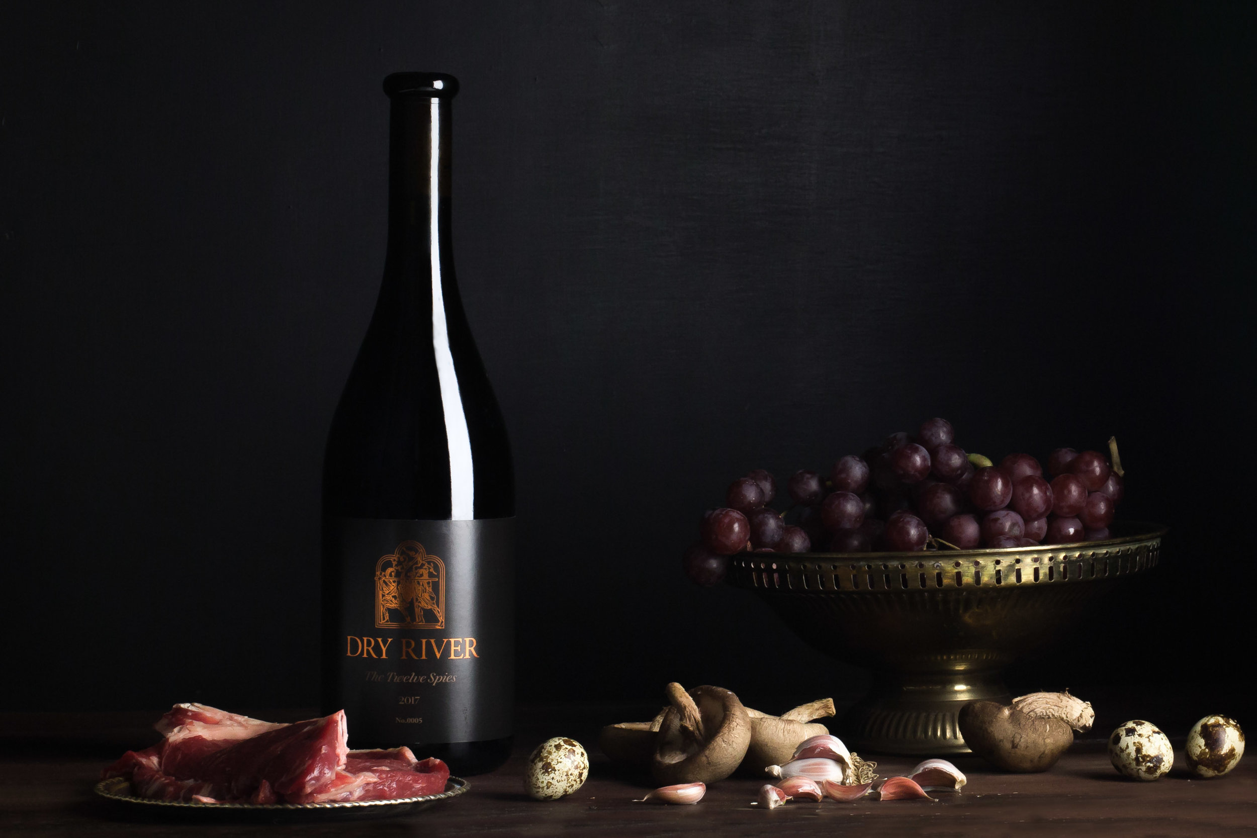 the 12 spies wine table set up commercial photographer wairarapa.jpg