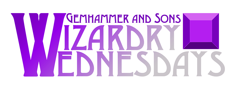 Fresh New Spells Every Wednesday - Wizardry Wednesdays will be a collection of 3-5 brand new spells for D&D 5e. But don't worry you sassy sorcerers and classy clerics, despite the name, we will have spells for ALL the spell casting classes, and even a few for the non spell casting classes!