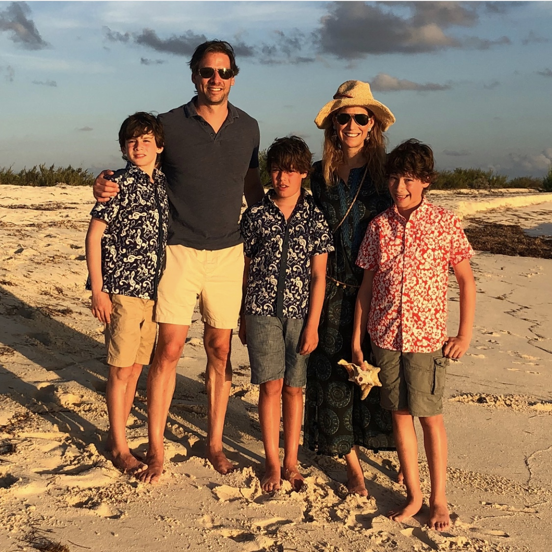 stern family charter BRITISH VIRGIN ISLANDS, APRIL 2019