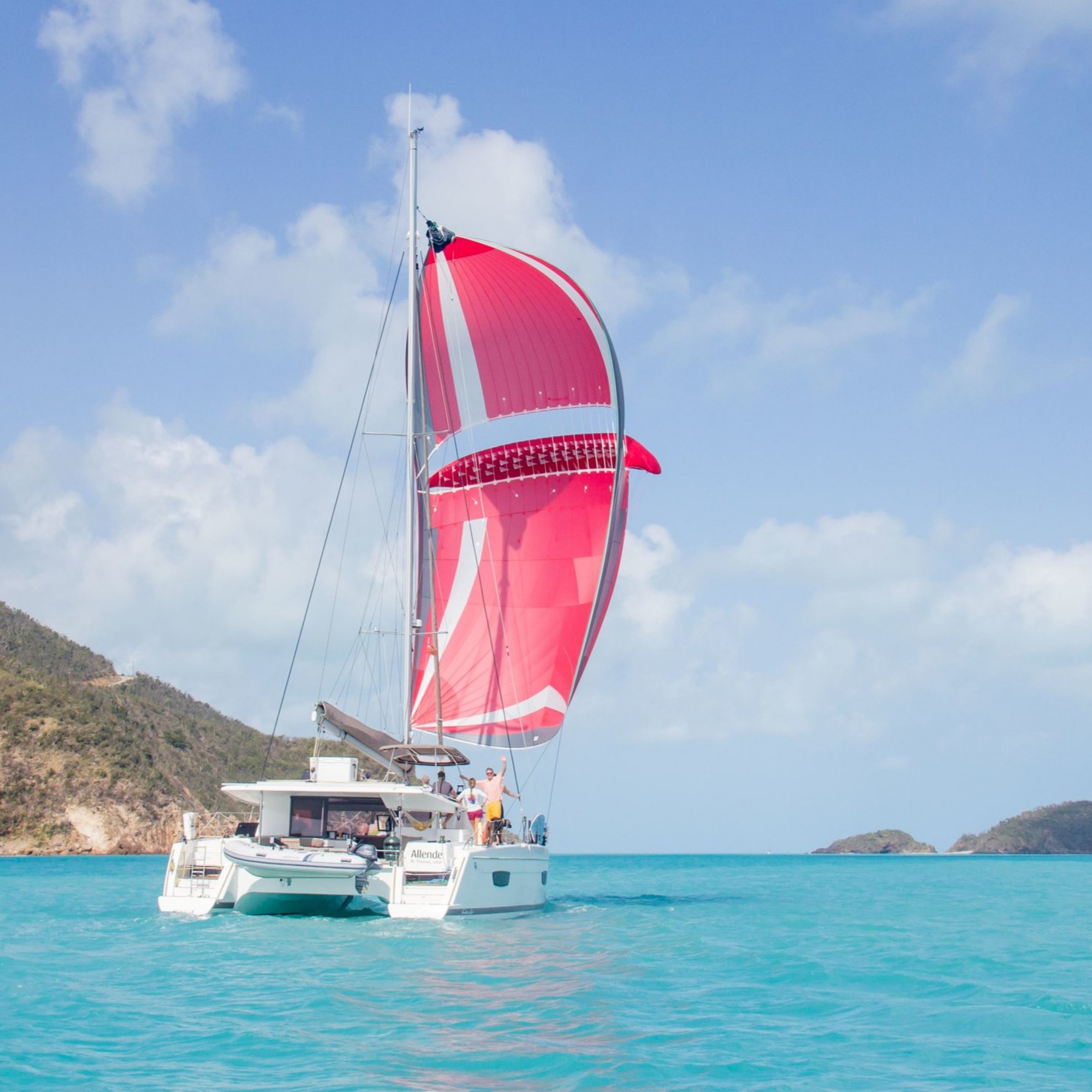 Photo credit: yacht shots bvi