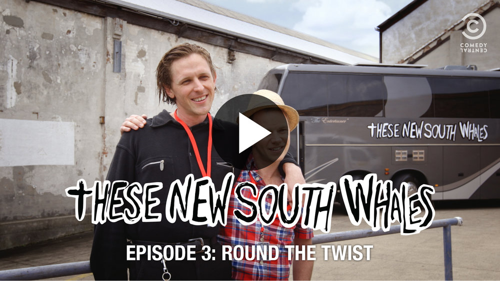 Season 2 Episode 3 — These New South Whales